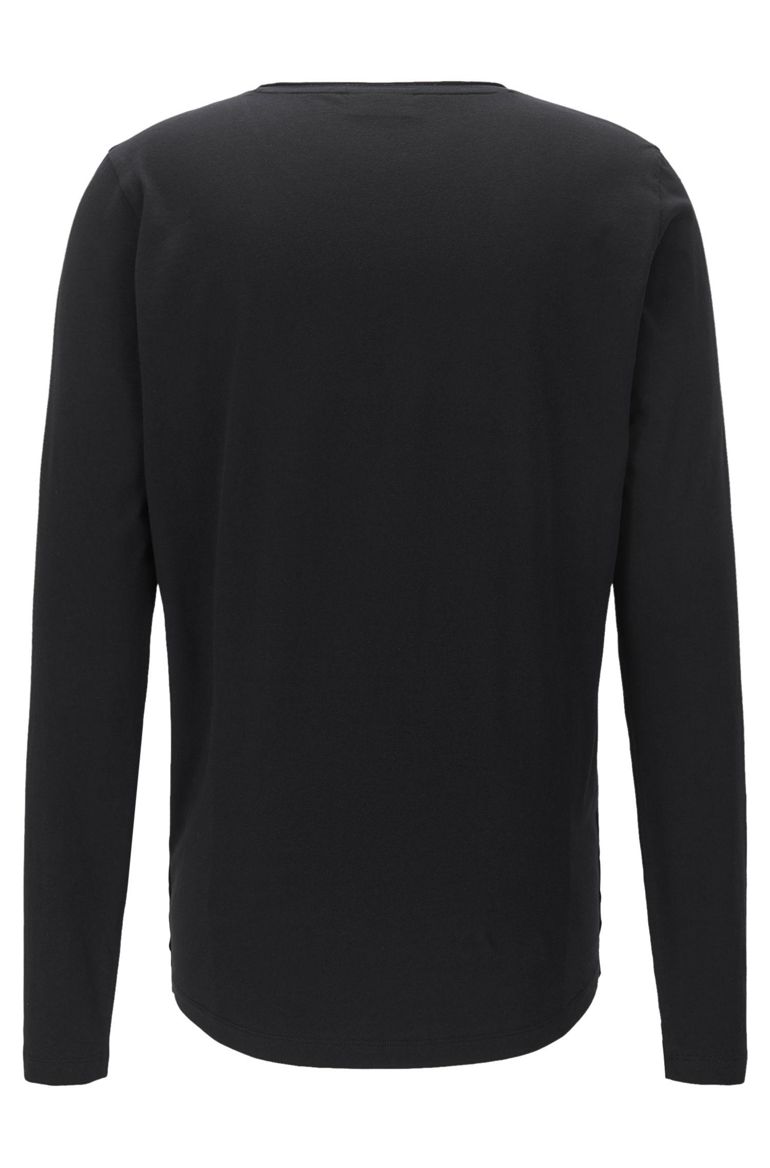 Cotton Jersey T-Shirt | Doopso