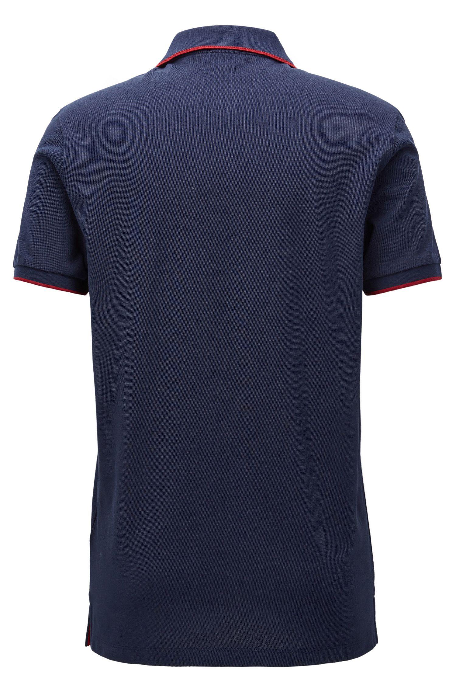 Piqué Cotton Polo Shirt, Regular Fit | Parlay