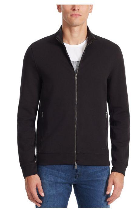 Cotton Sweater Jacket   Soule