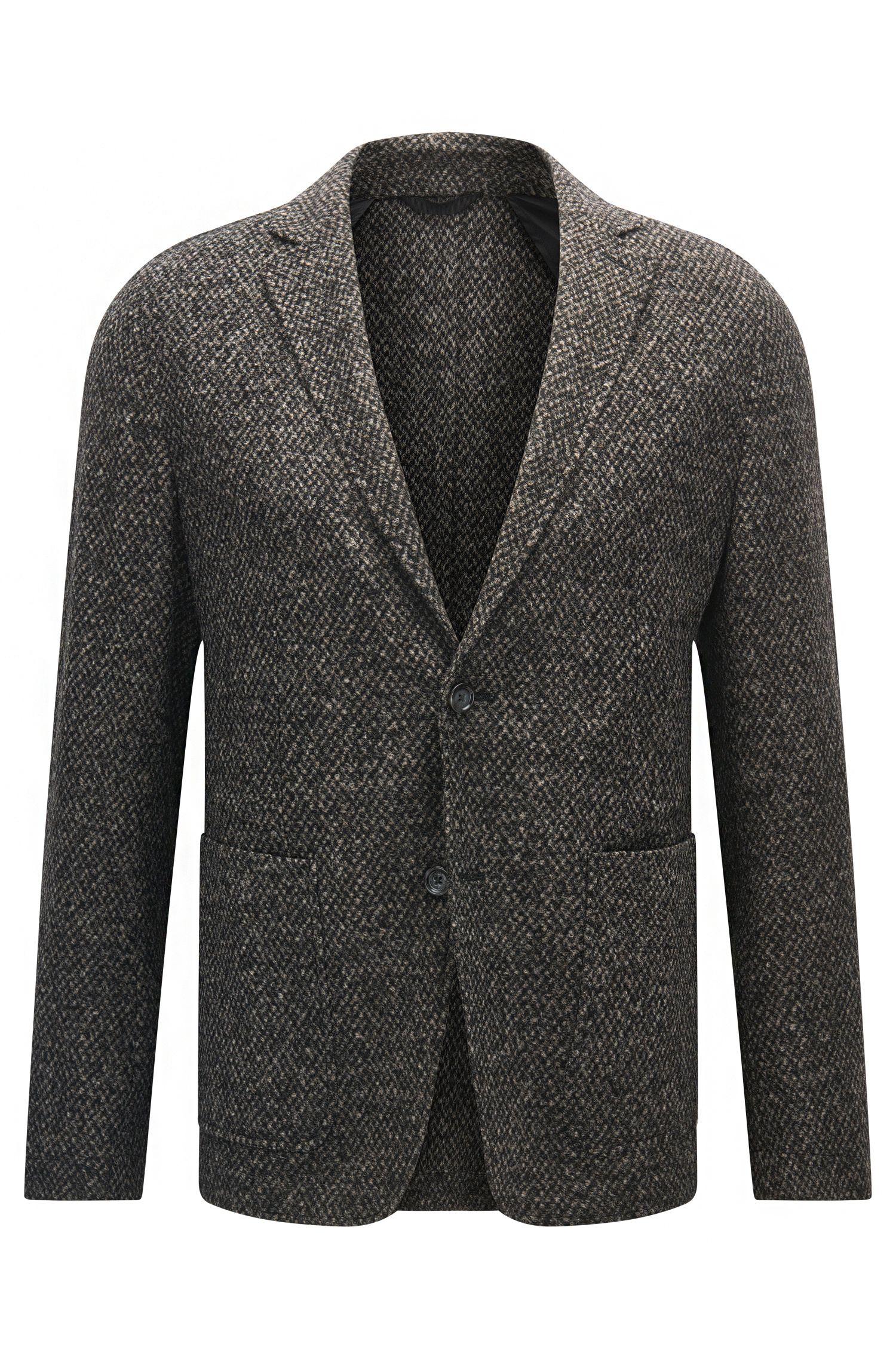 'T-Neldon' | Slim Fit, Tweed Sport Coat