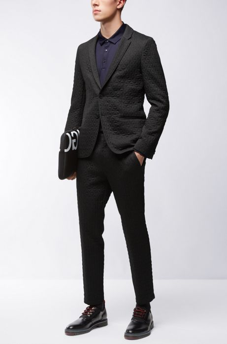 Quilted Sport Coat, Extra Slim Fit | Arnod : quilted sport coat - Adamdwight.com