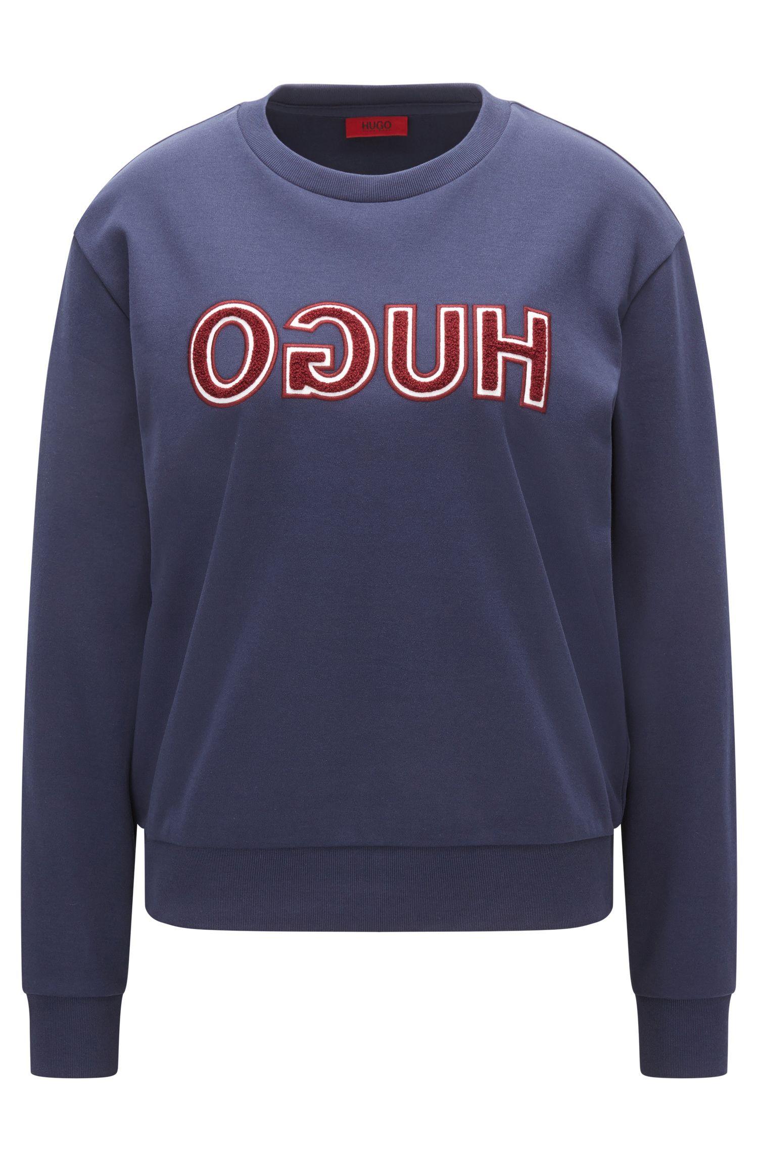 Cotton Logo Sweatershirt   Niccita