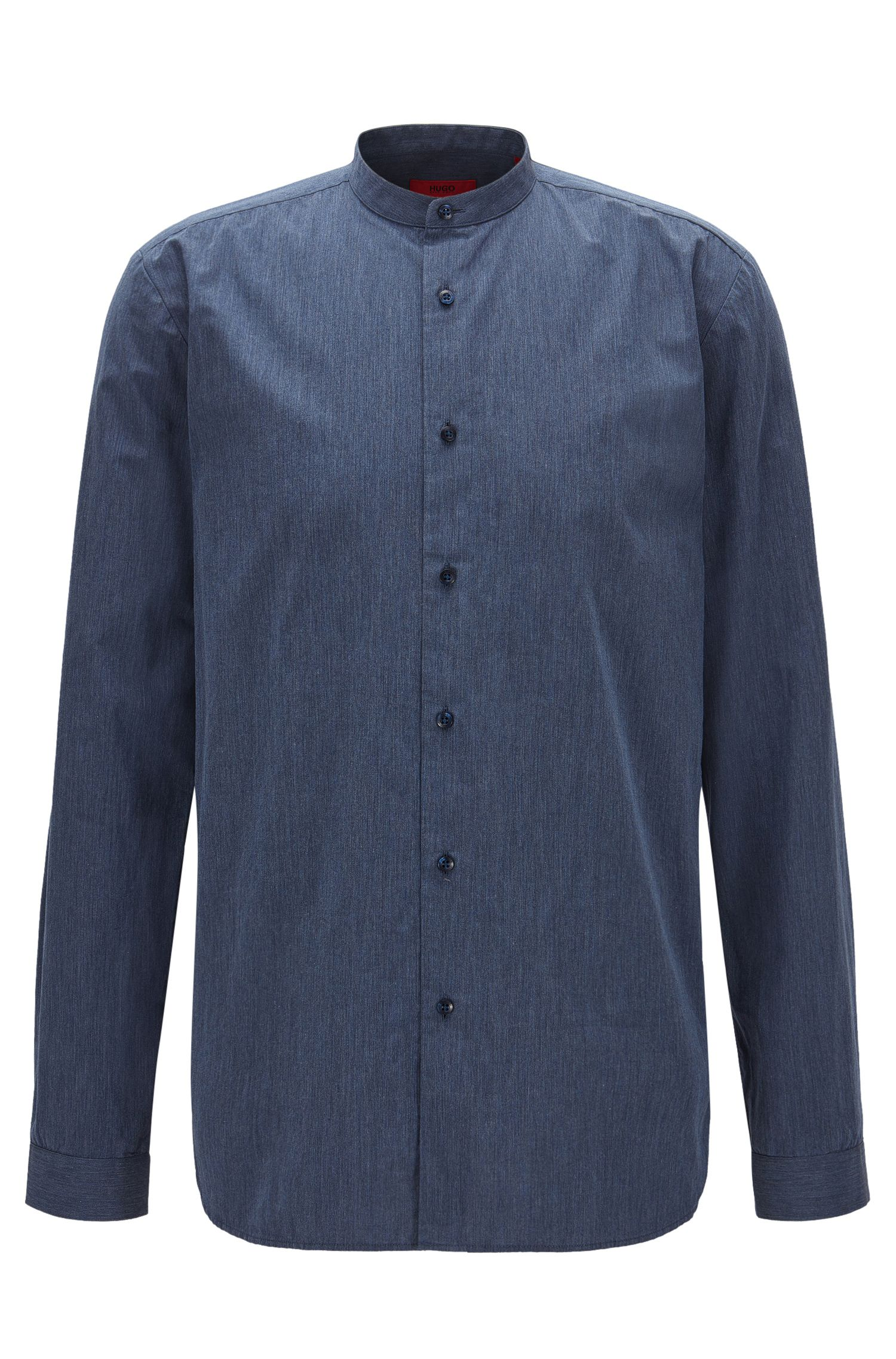 'Eddison' | Relaxed Fit, Cotton Button Down Shirt