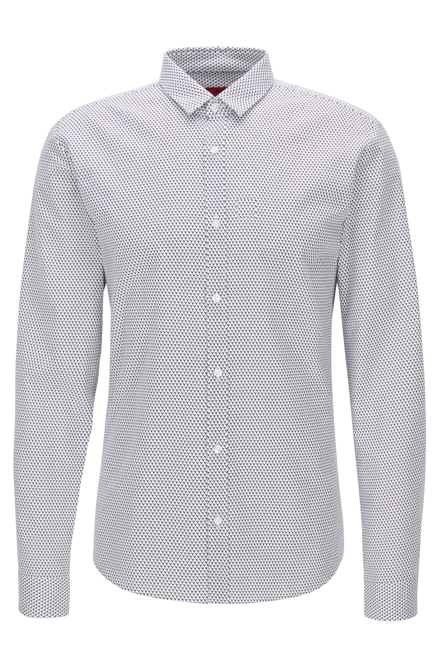 Oxford Cotton Button Down Shirt, Extra Slim Fit | Ero