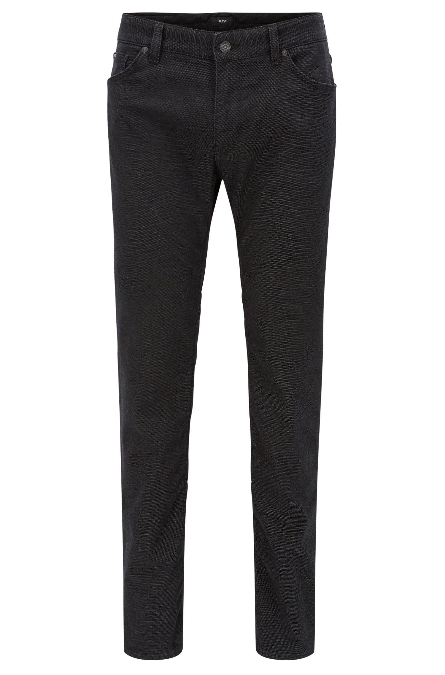 8 oz Stretch Cotton Jeans, Regular Fit | Maine