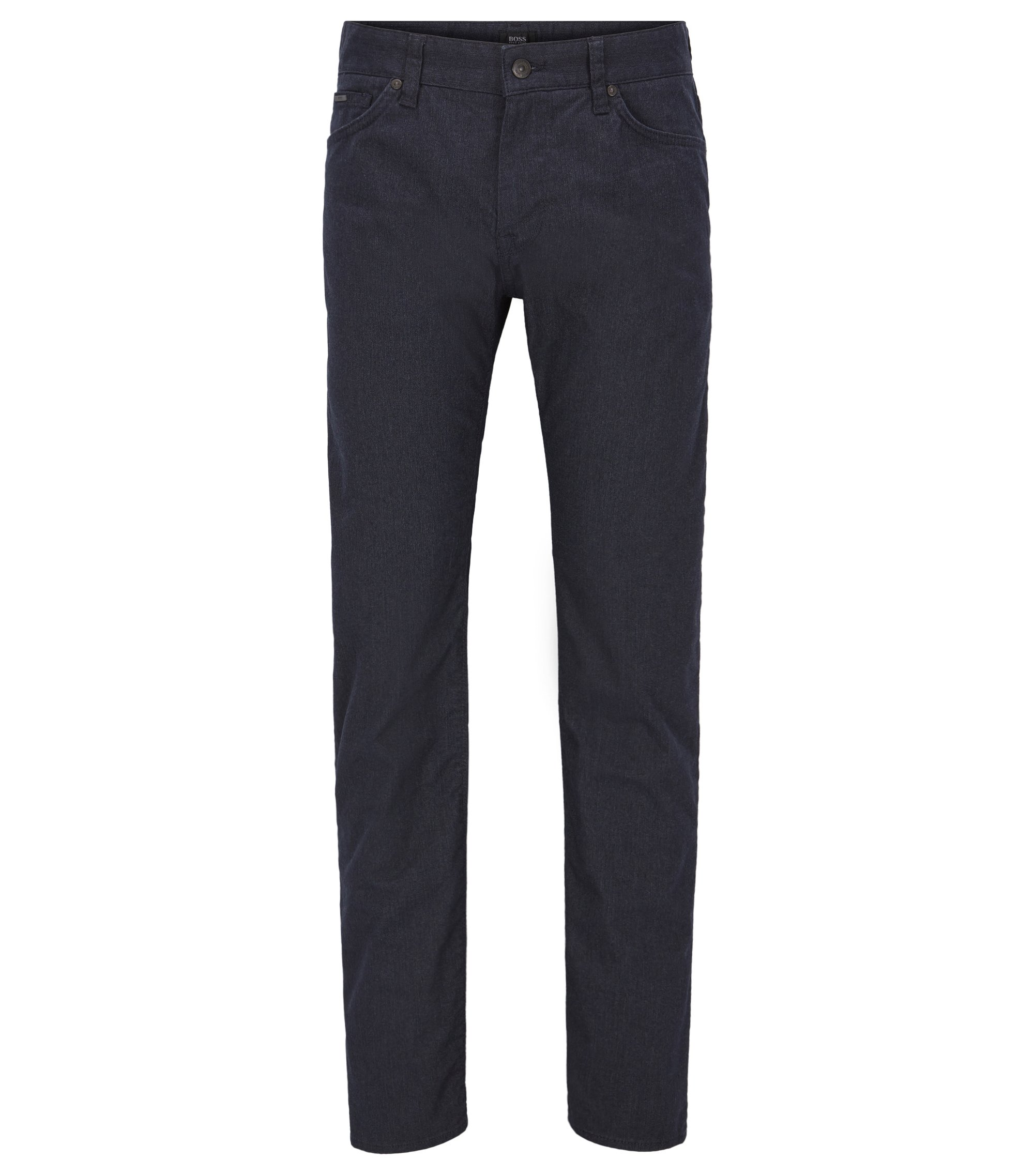 Stretch Cotton Jean, Regular Fit | Maine, Dark Blue
