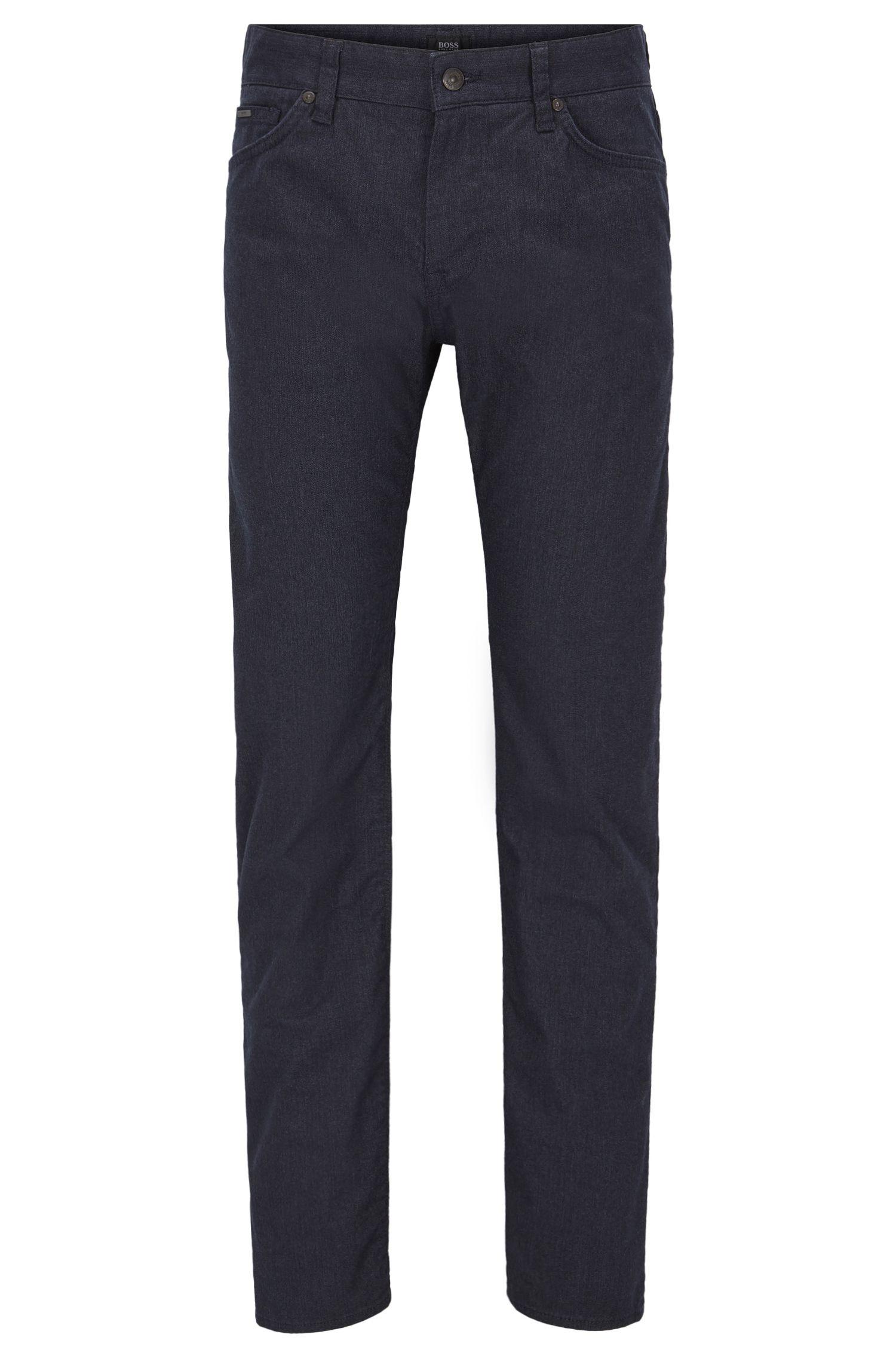 Stretch Cotton Jean, Regular Fit   Maine