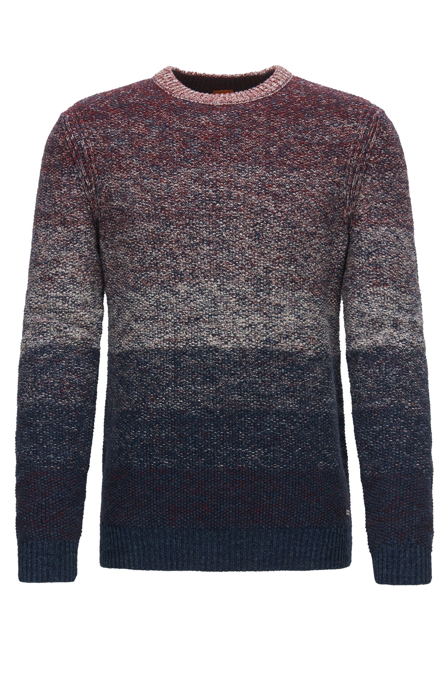 'Arduage' | Gradient Cotton Sweater