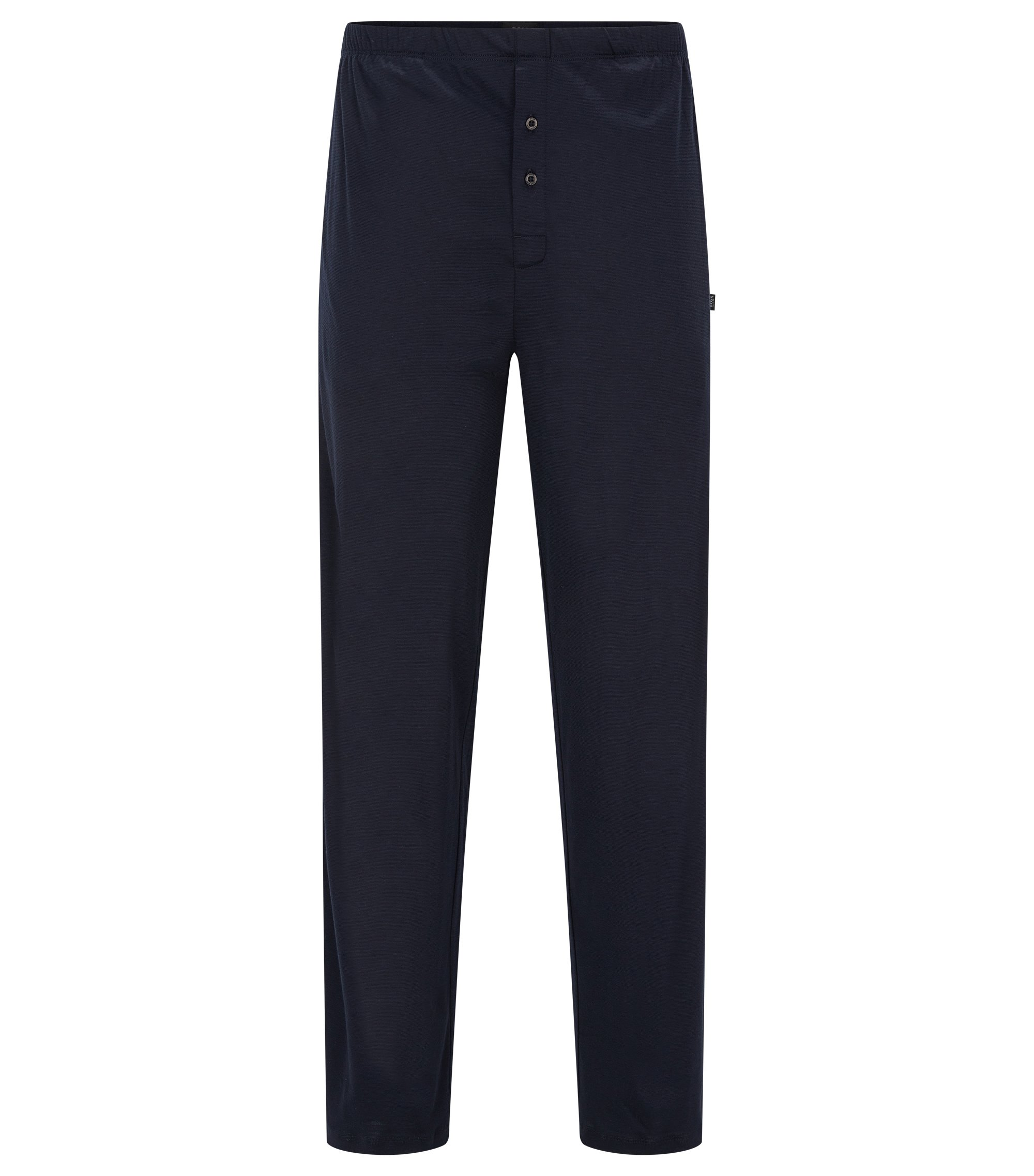Stretch Cotton Pant | Long Pant CW, Dark Blue