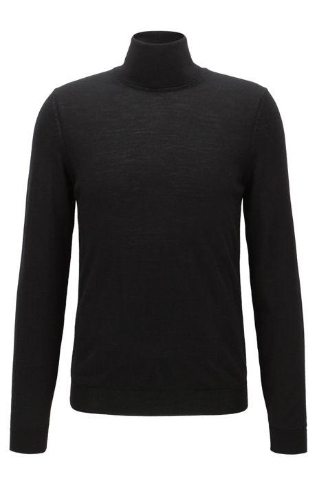 Wool Turtleneck Sweater   Musso N
