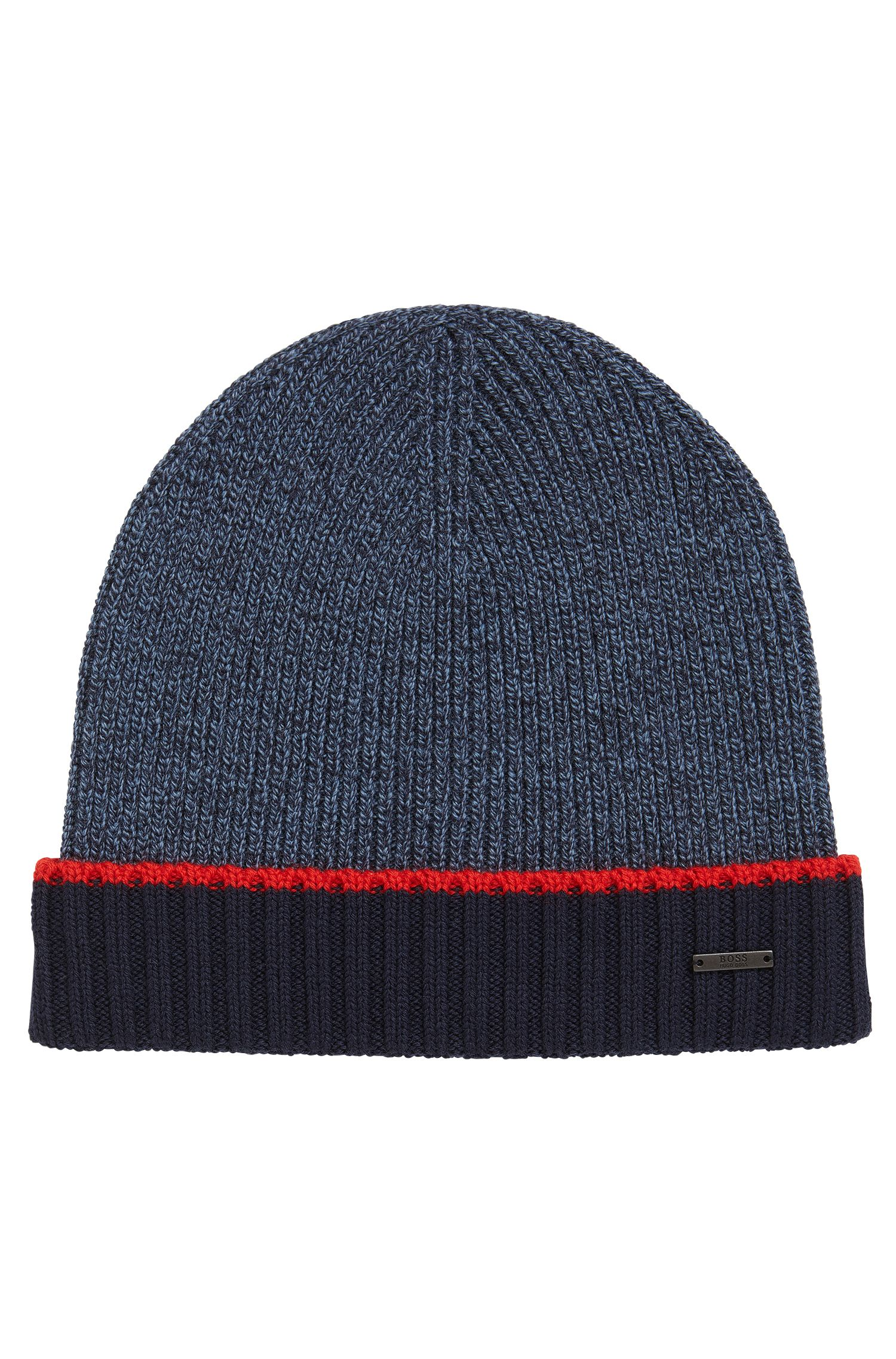 Virgin Wool Beanie | Frisk