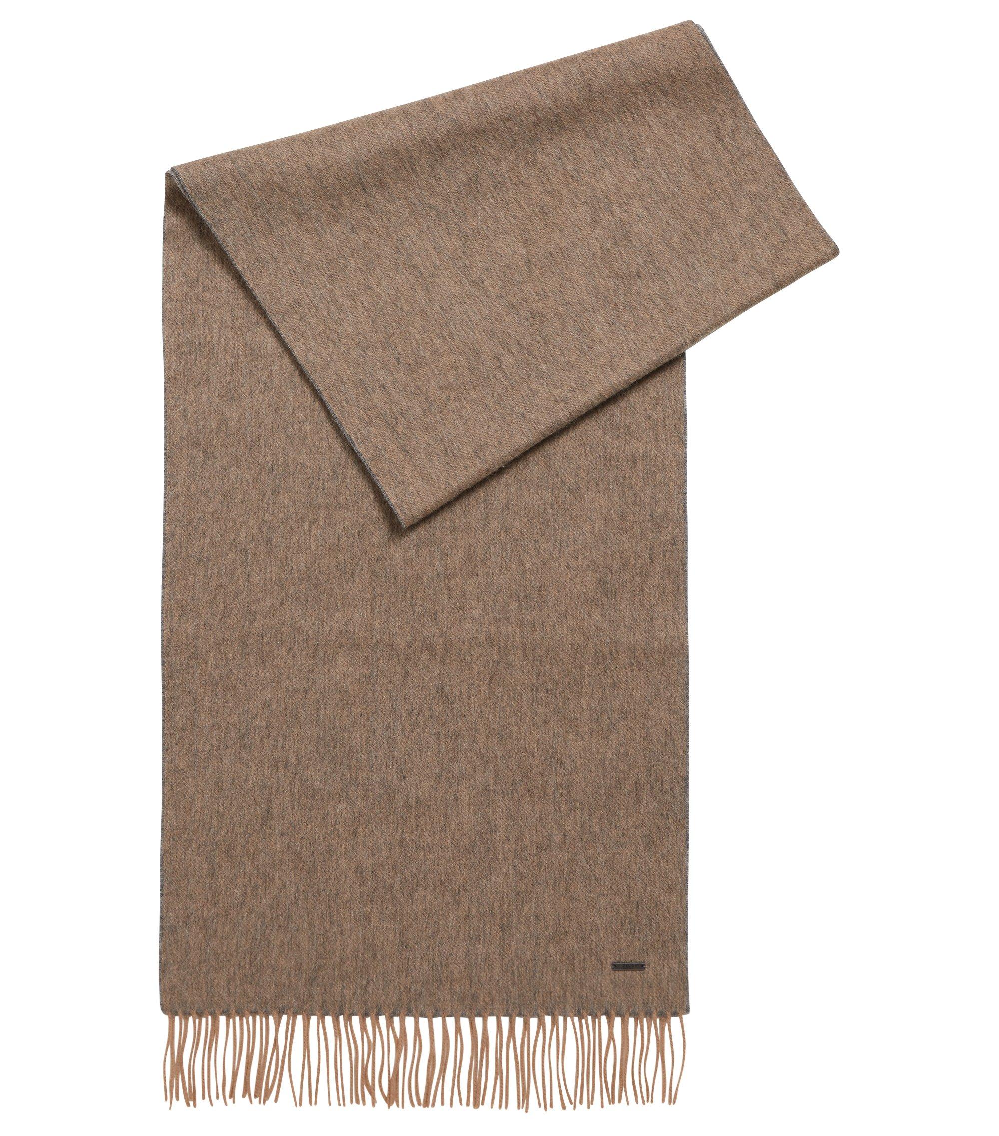 Wool Scarf | Heroso, Beige