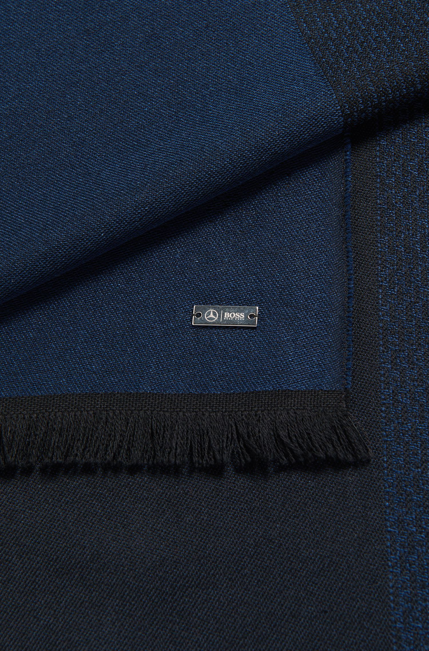 Mercedes-Benz Wool Silk Scarf | Pendes