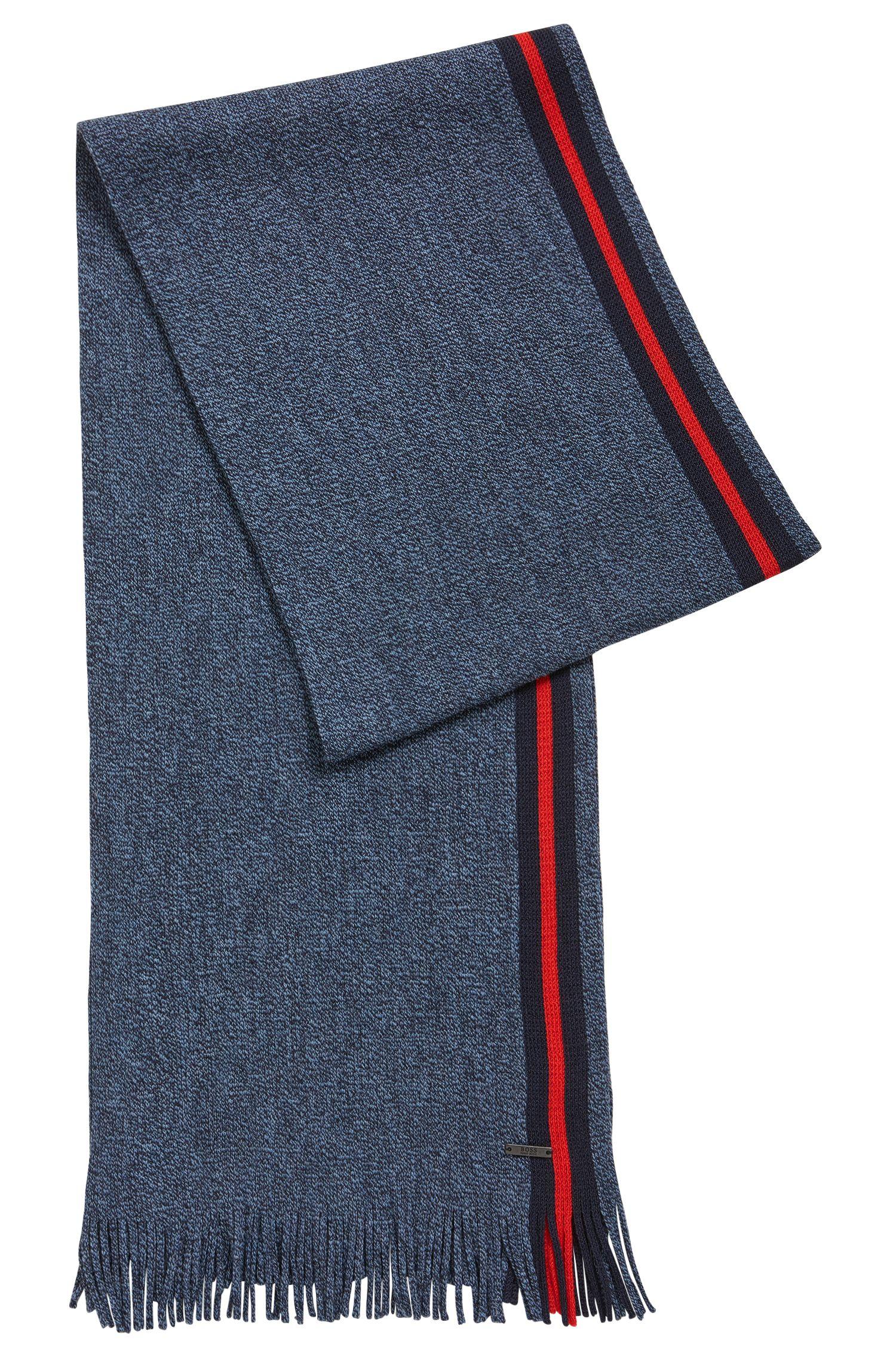 Virgin Wool Scarf | Fador