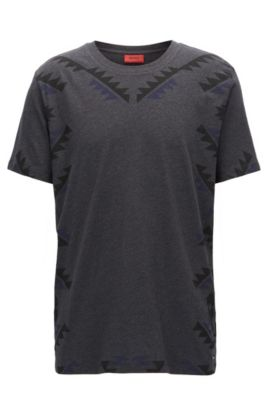 Graphic T-Shirt | Dethno, Charcoal