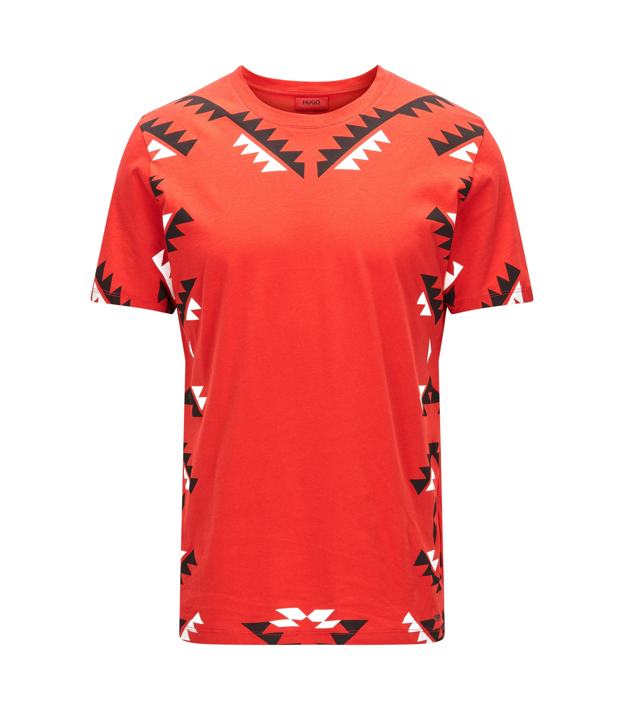 Graphic T-Shirt | Dethno, Red