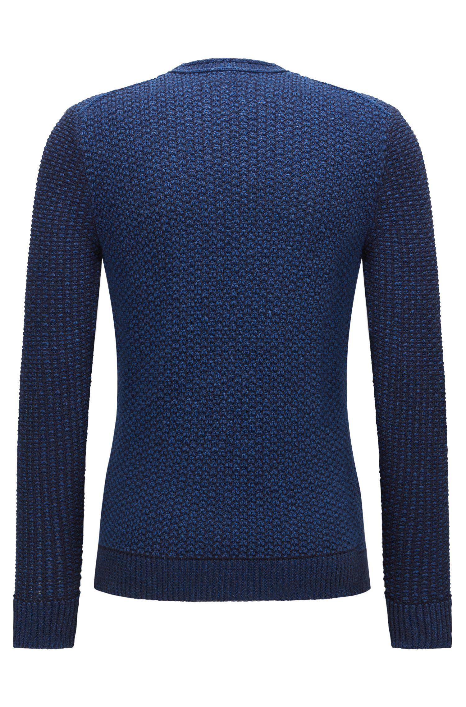 Dobby Cotton Sweater   Kindpaul