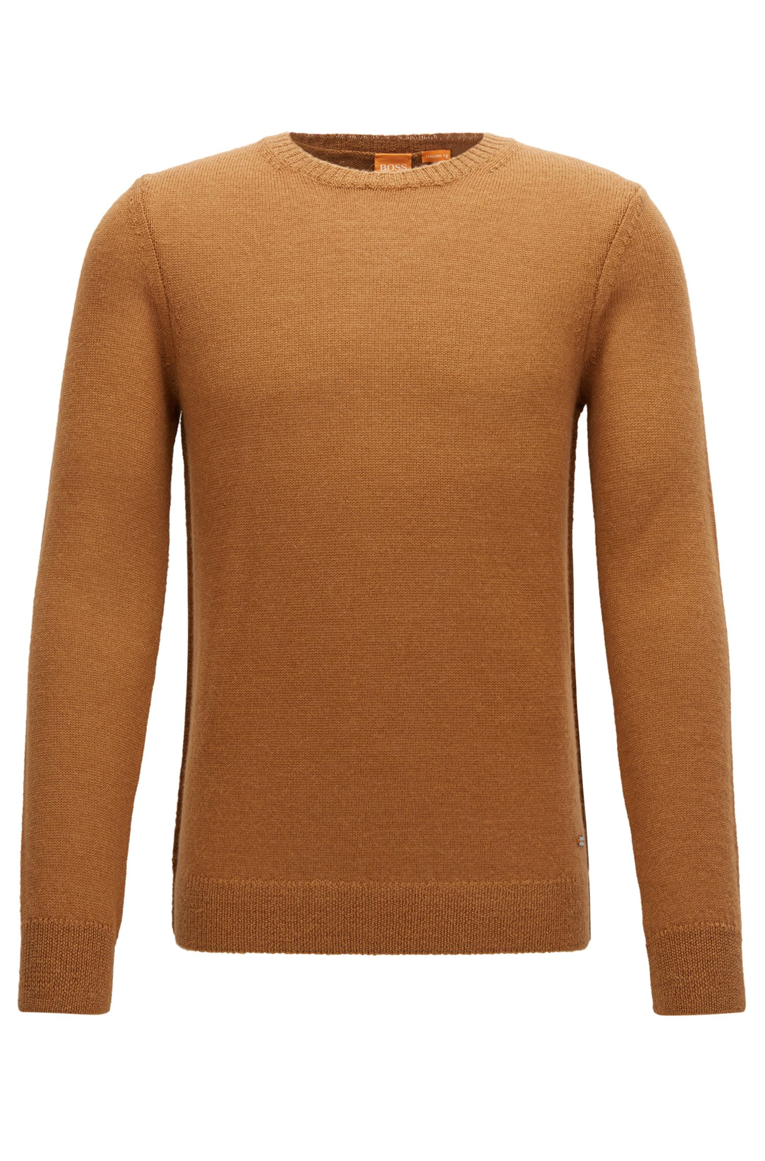Italian Alpaca Wool Sweater | Kalpak