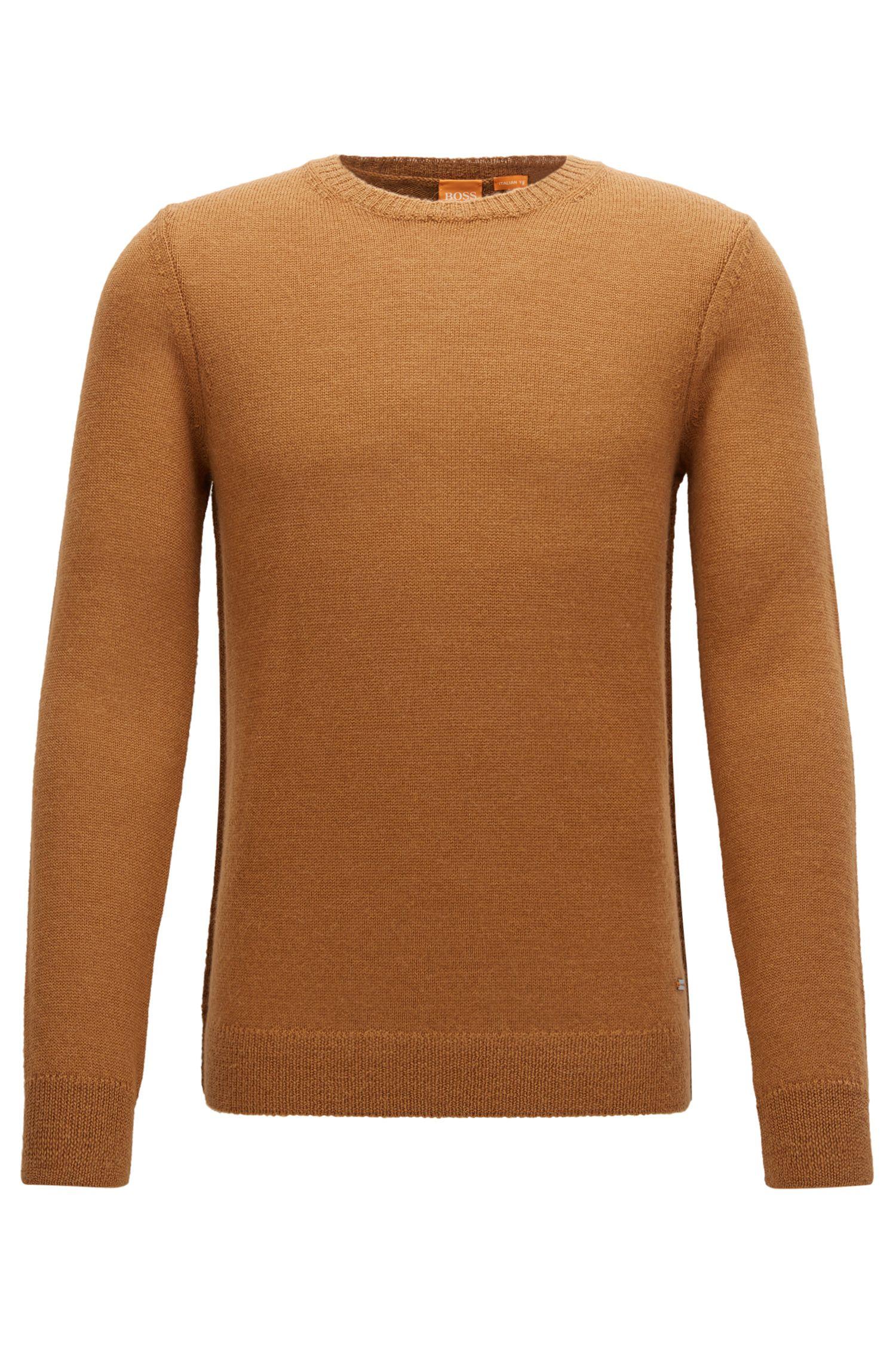 'Kalpak' | Italian Alpaca Wool Sweater