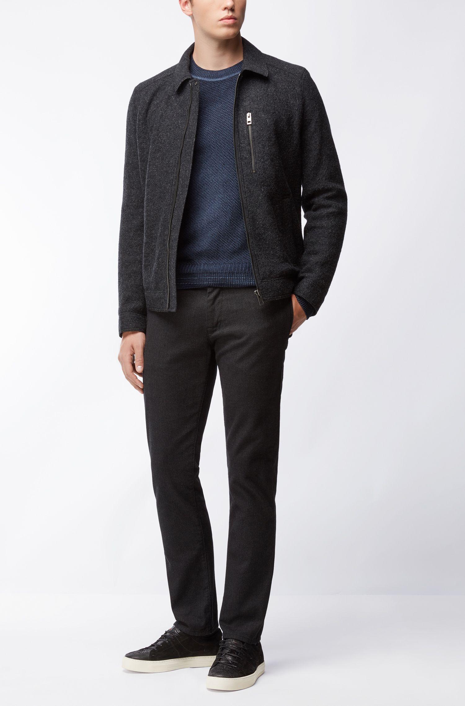 'Kalmut' | Virgin Merino Wool Sweater