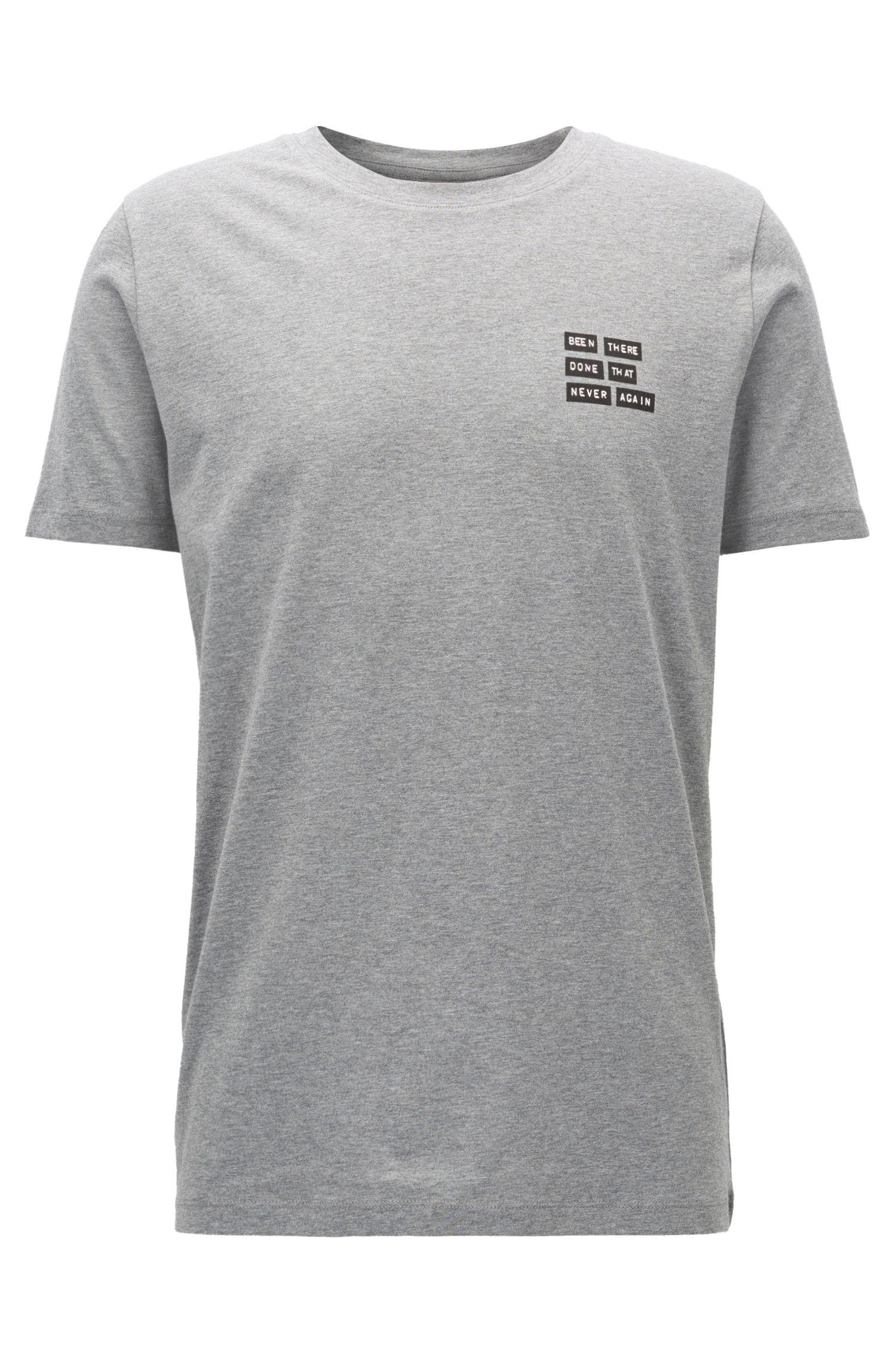 Cotton Graphic T-Shirt | Dords