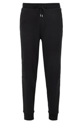 'Darsha' | Cotton Sweatpants, Black
