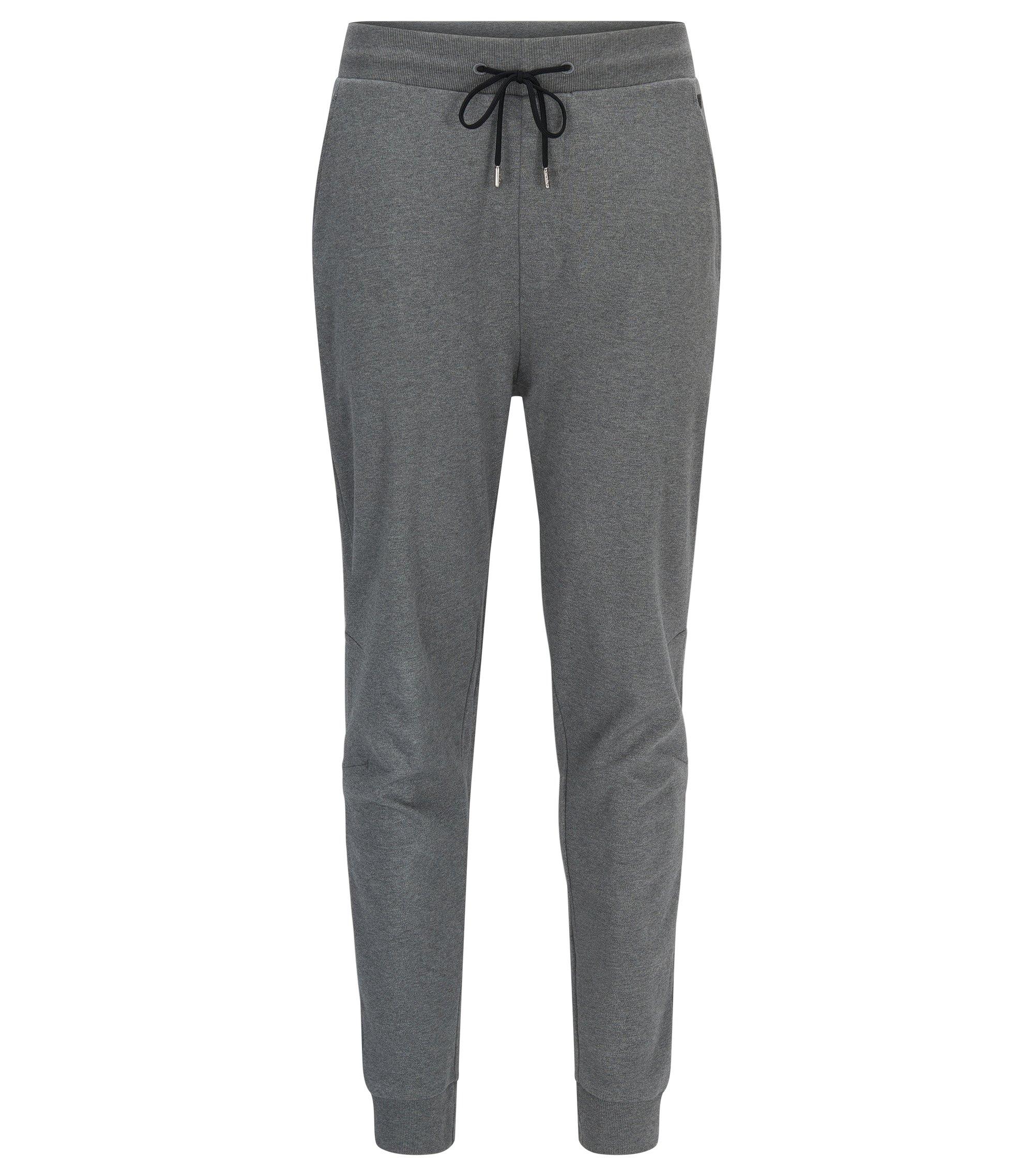 Cotton Sweatpant | Darsha, Open Grey