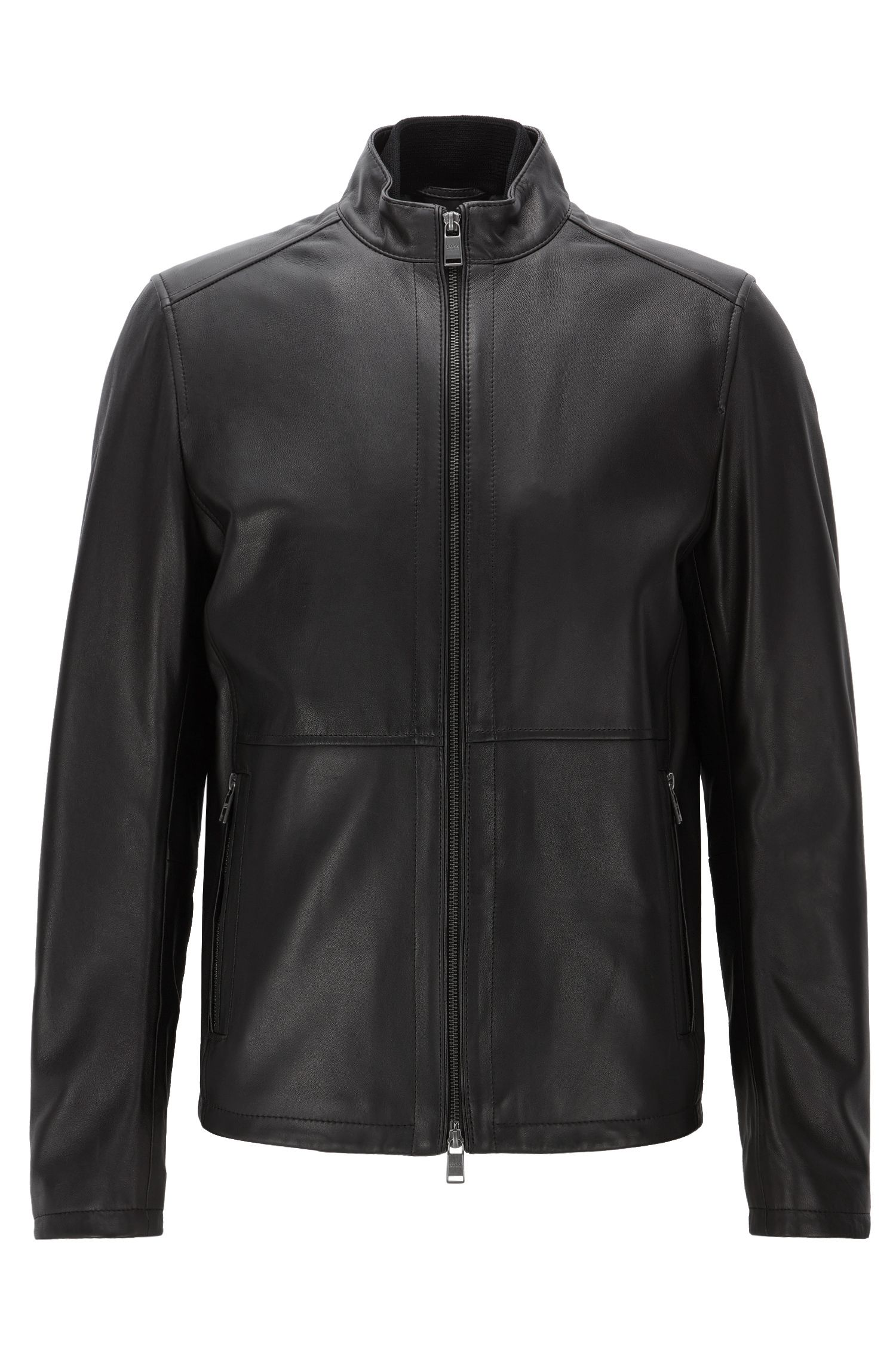 Nappa Leather Jacket | Nabino