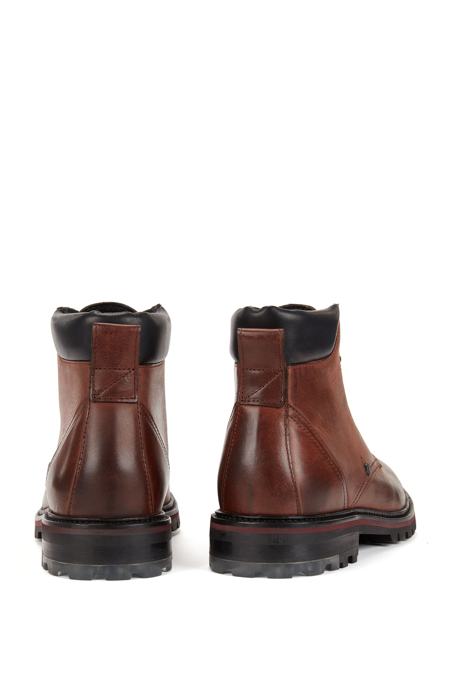 Leather Hiking Boot | Hero Halb Nuwx
