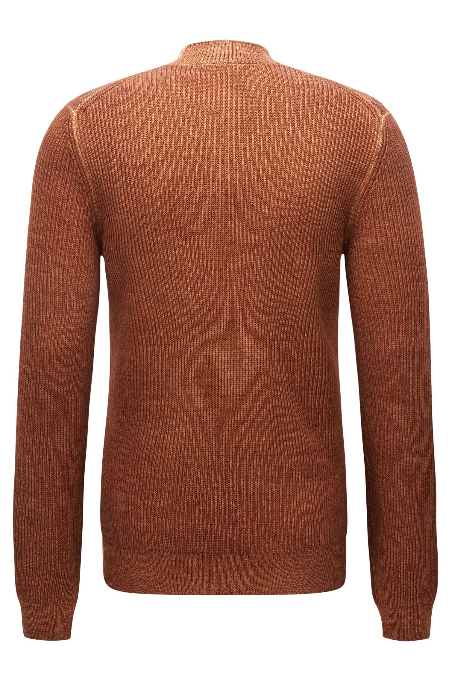 Cable Knit Merino Wool Sweater | Nicaro