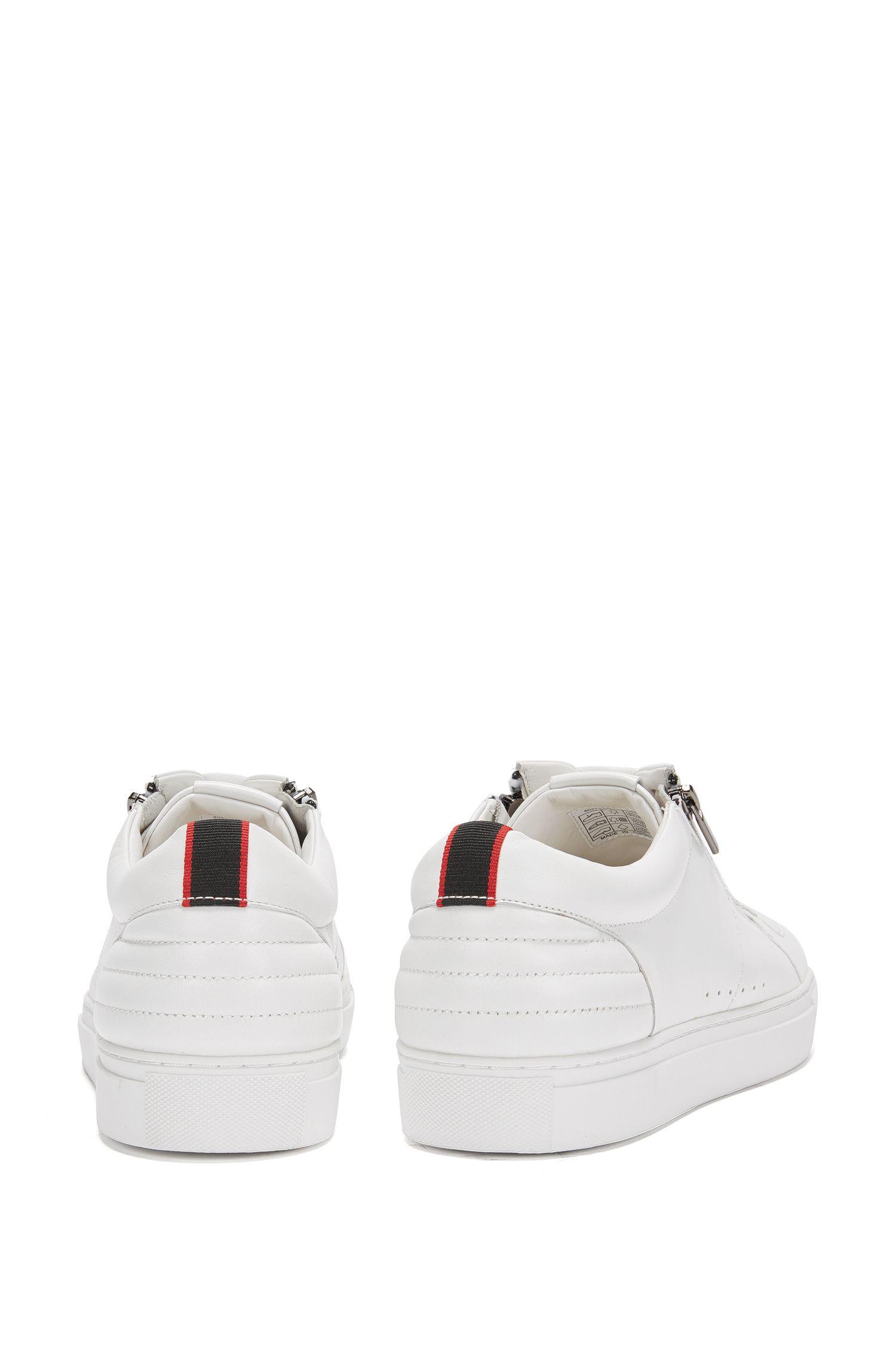 Leather Sneaker  Futurism Tenn Itmtzp