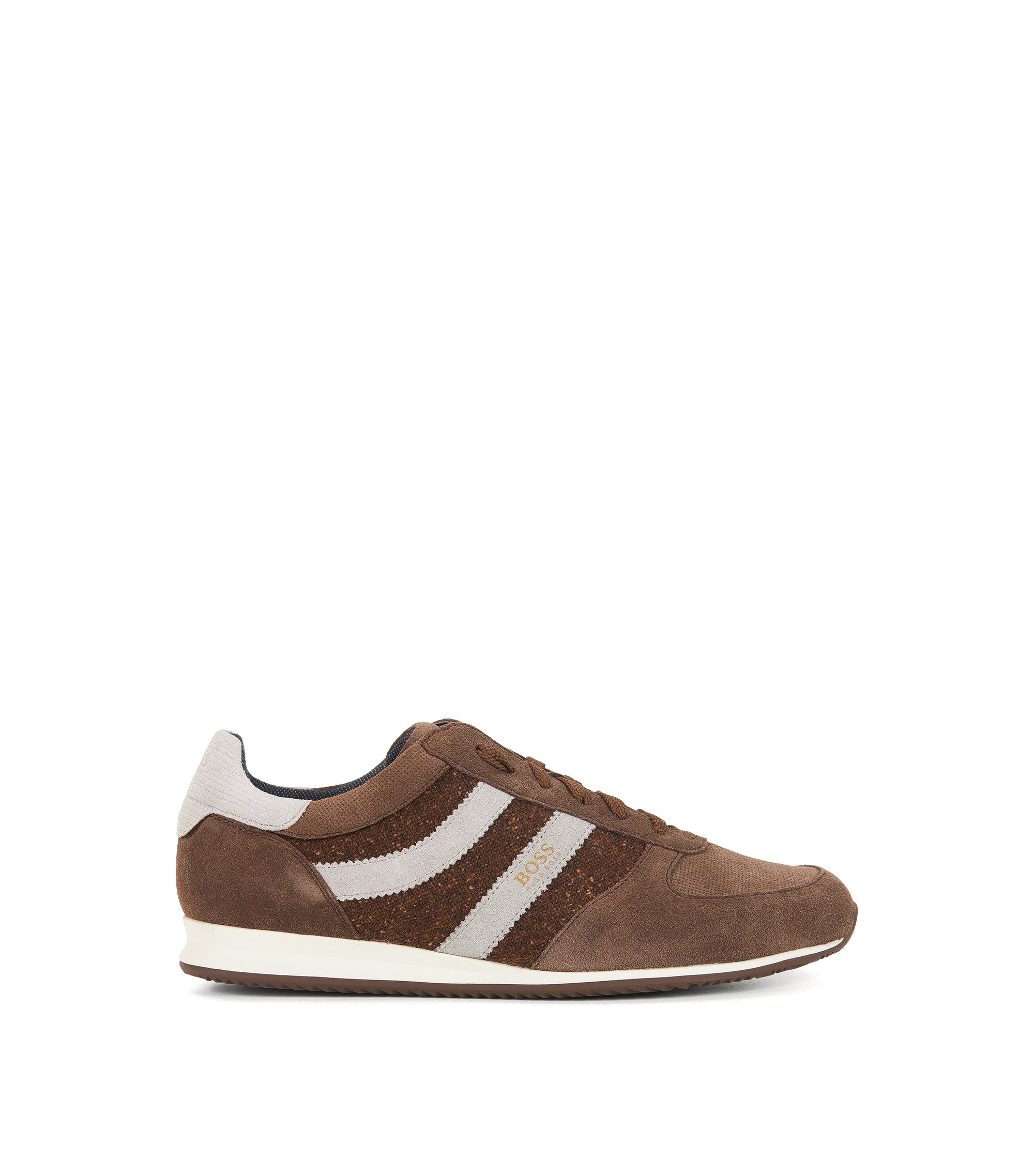 Suede Sneaker | Orlando Lowp Wlsd, Light Brown