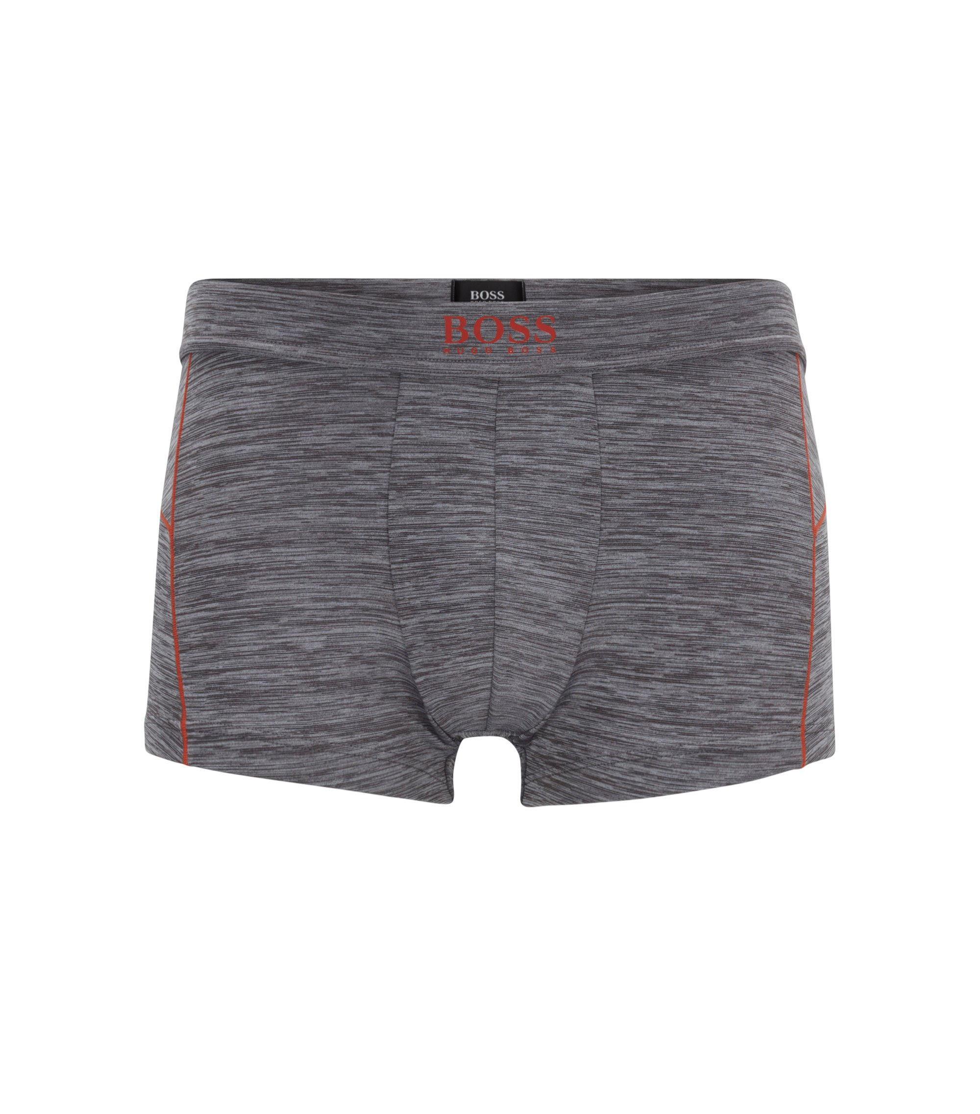 Microfiber Trunks | Trunk Athletic, Grey