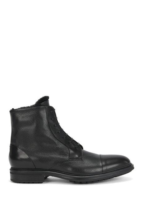 BOSS - Leather Boot  38b6cd9b6a4