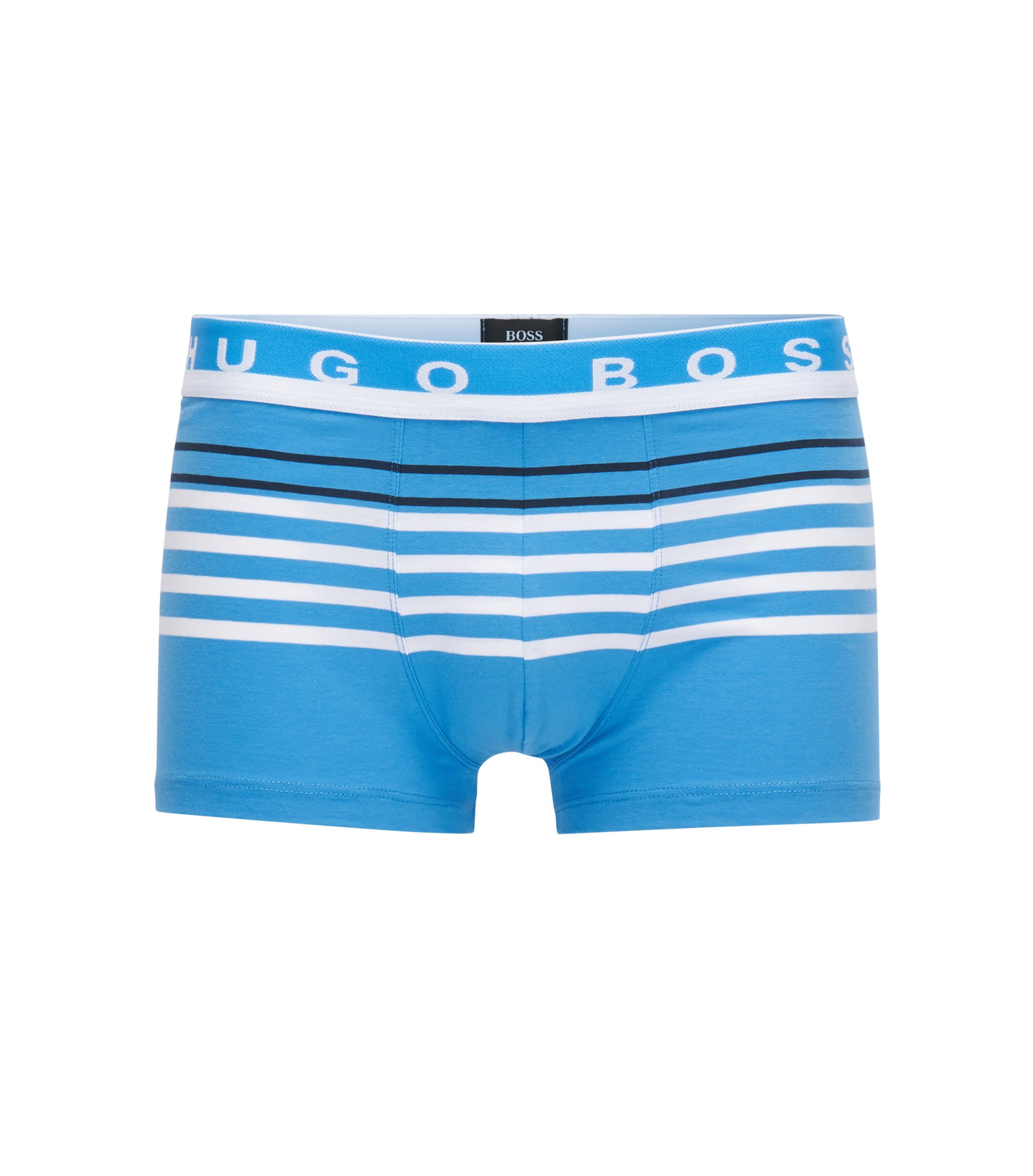 Striped Trunk | Trunk Multistripes, Blue