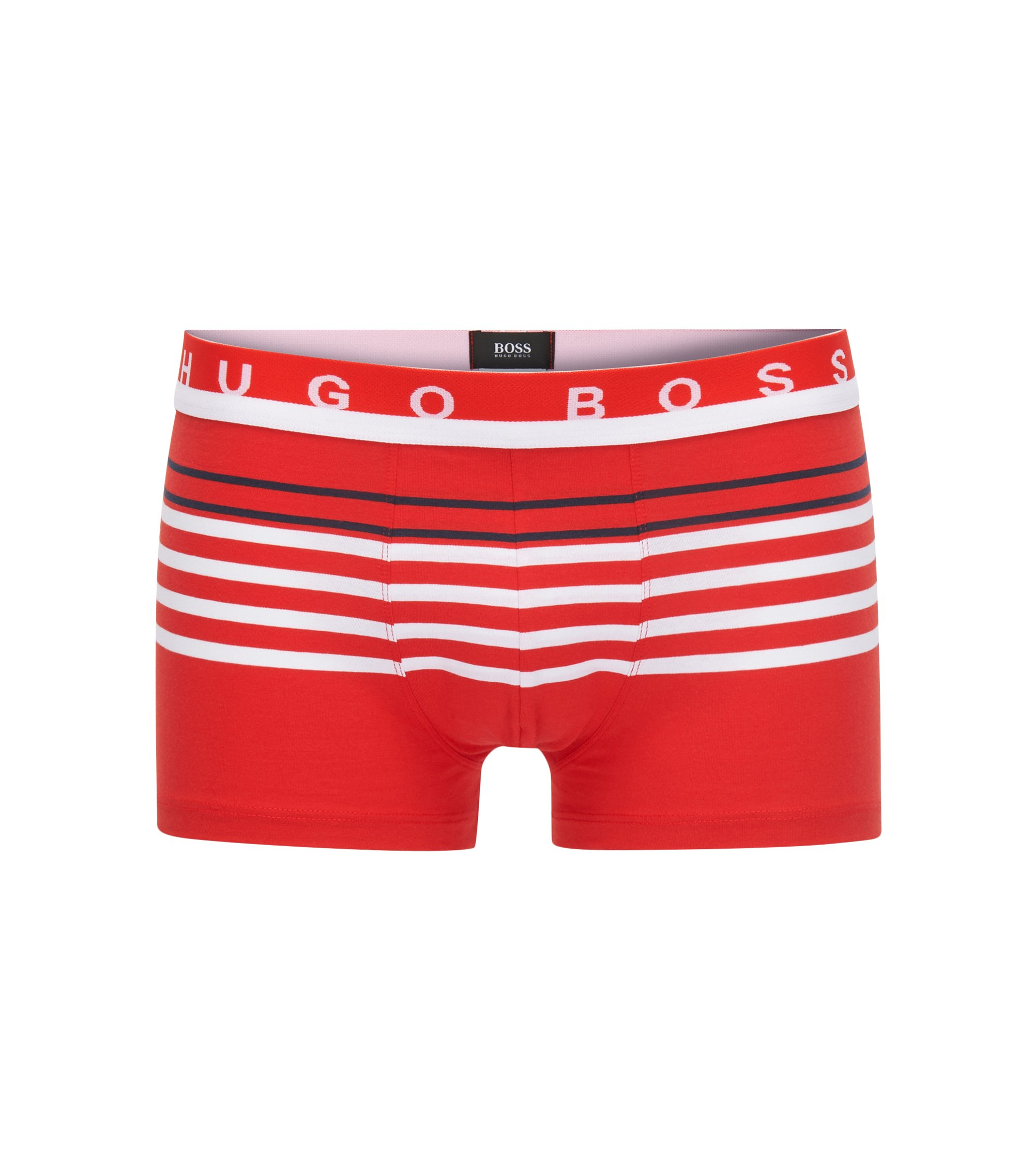 Striped Trunk | Trunk Multistripes, Red