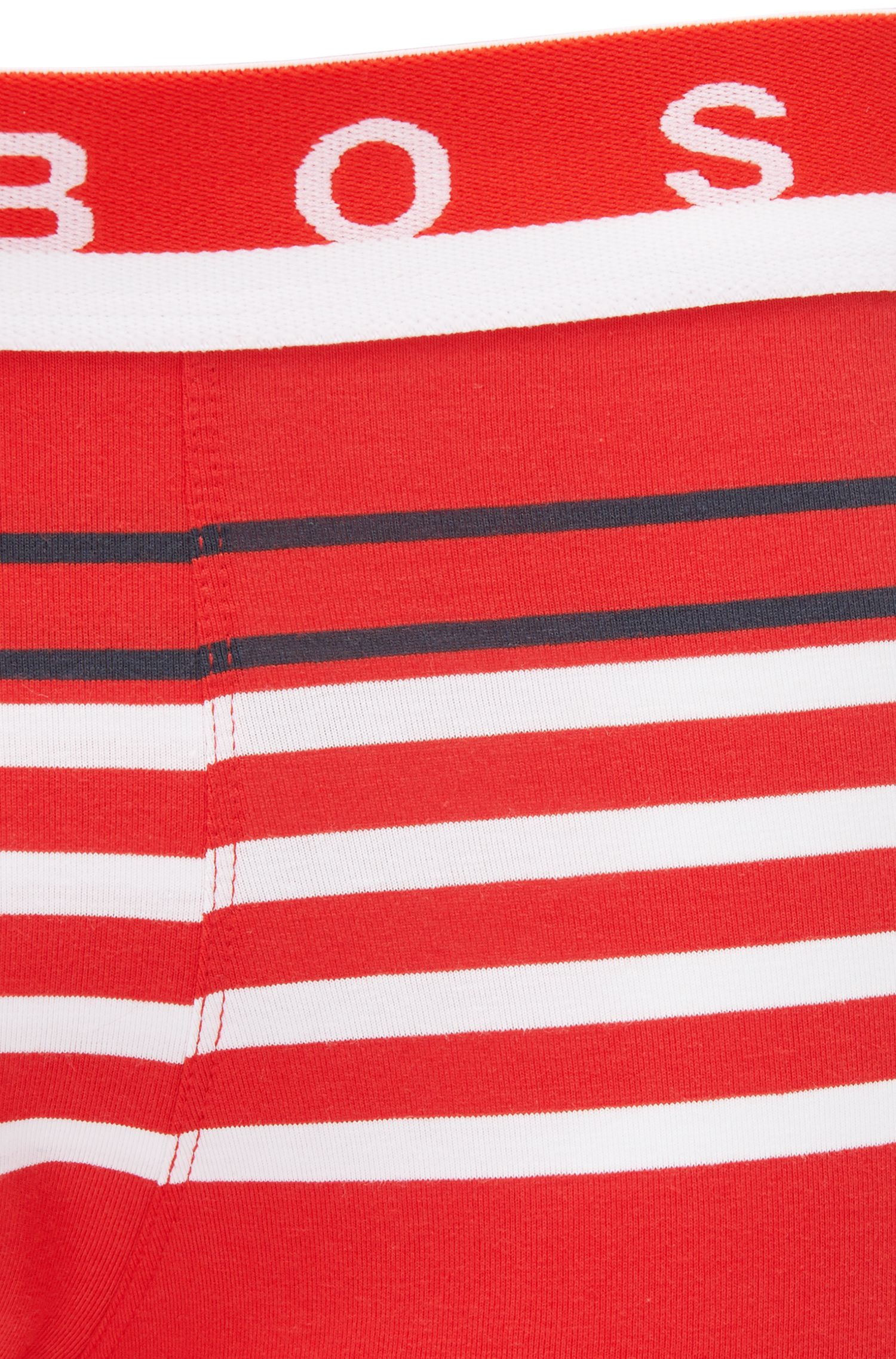 Striped Trunk | Trunk Multistripes, Red