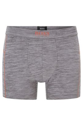 Microfiber Boxer Brief | Boxer Brief Athletic, Grey