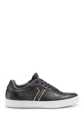 Leather Sneaker | Enlight Tenn It , Dark Blue