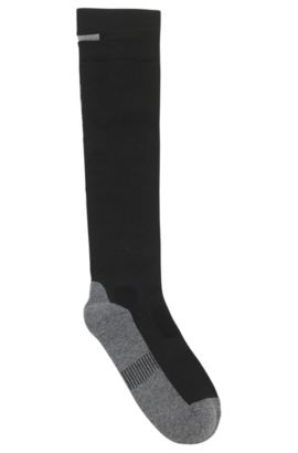 Knee-Length Compression Socks | KH Performance CMax, Black