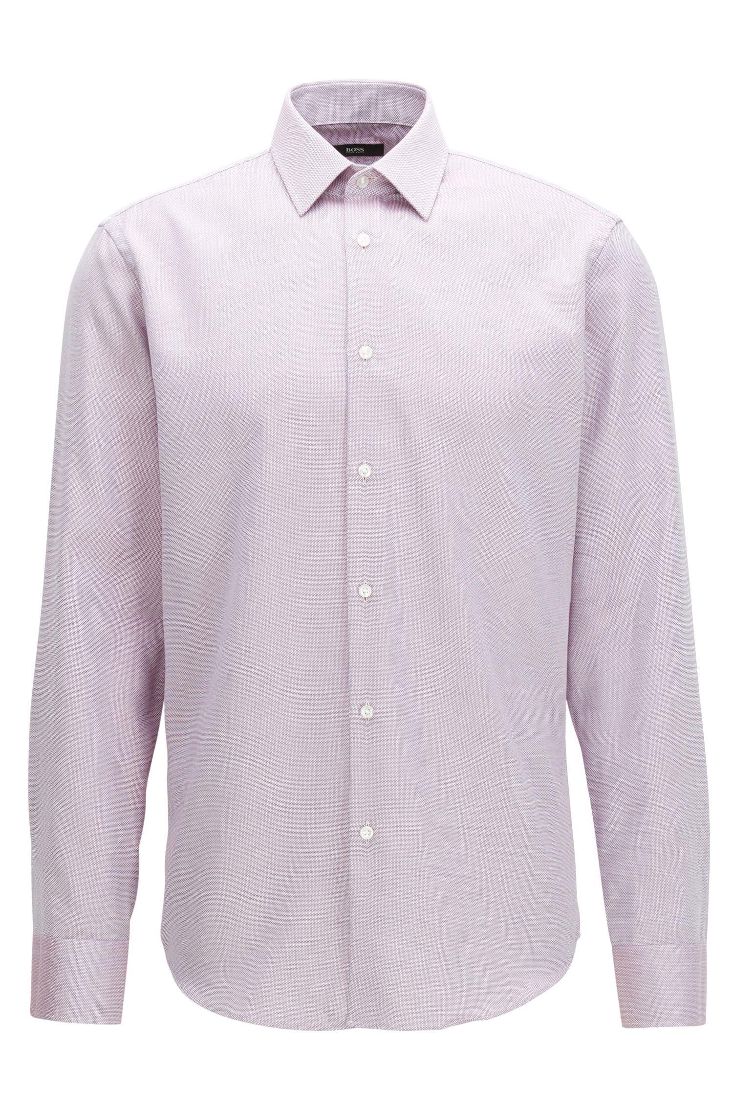 'Enzo' | Regular Fit, Cotton Dress Shirt