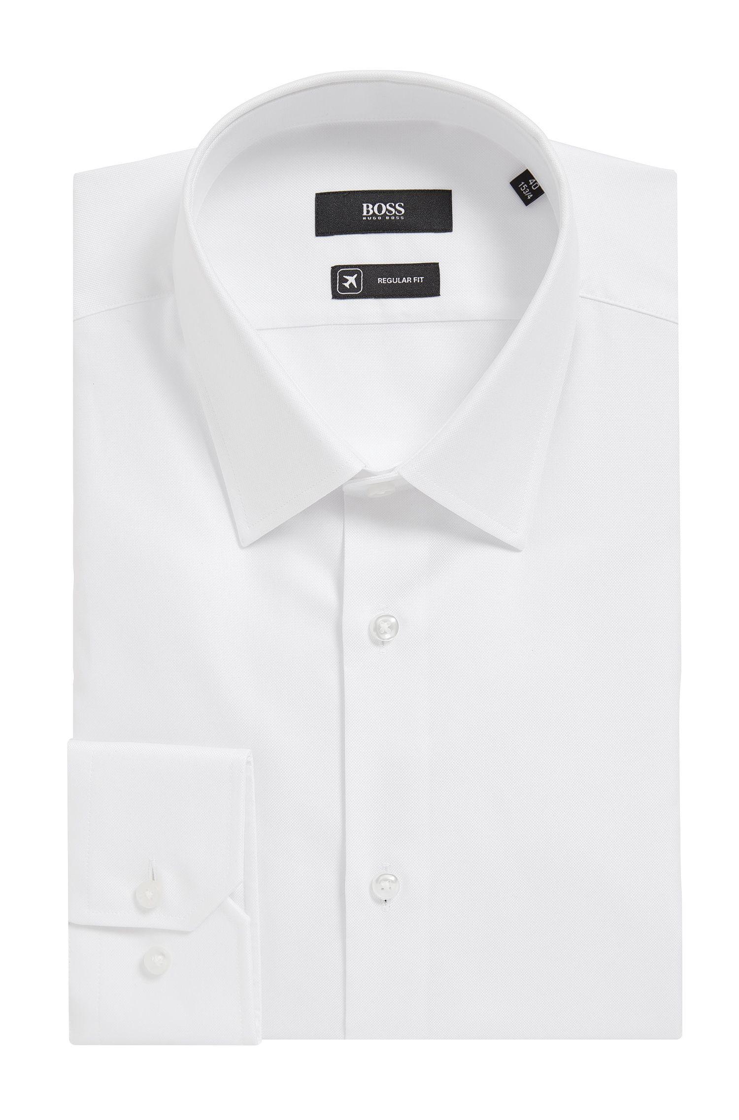 Fresh Active Traveler Dress Shirt, Regular Fit   Enzo
