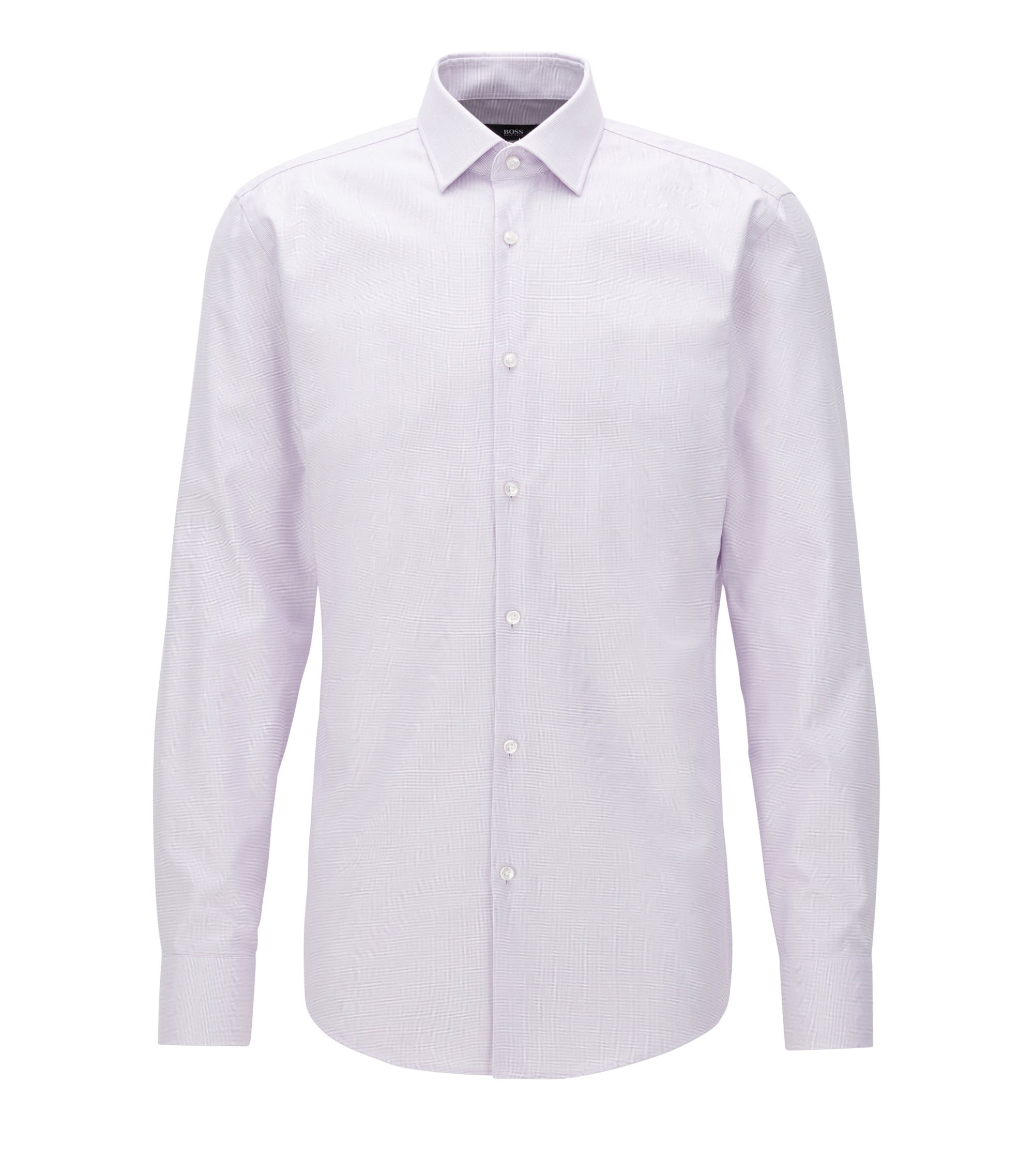 Fresh Active Traveler Dress Shirt, Slim Fit | Jenno, Light Purple