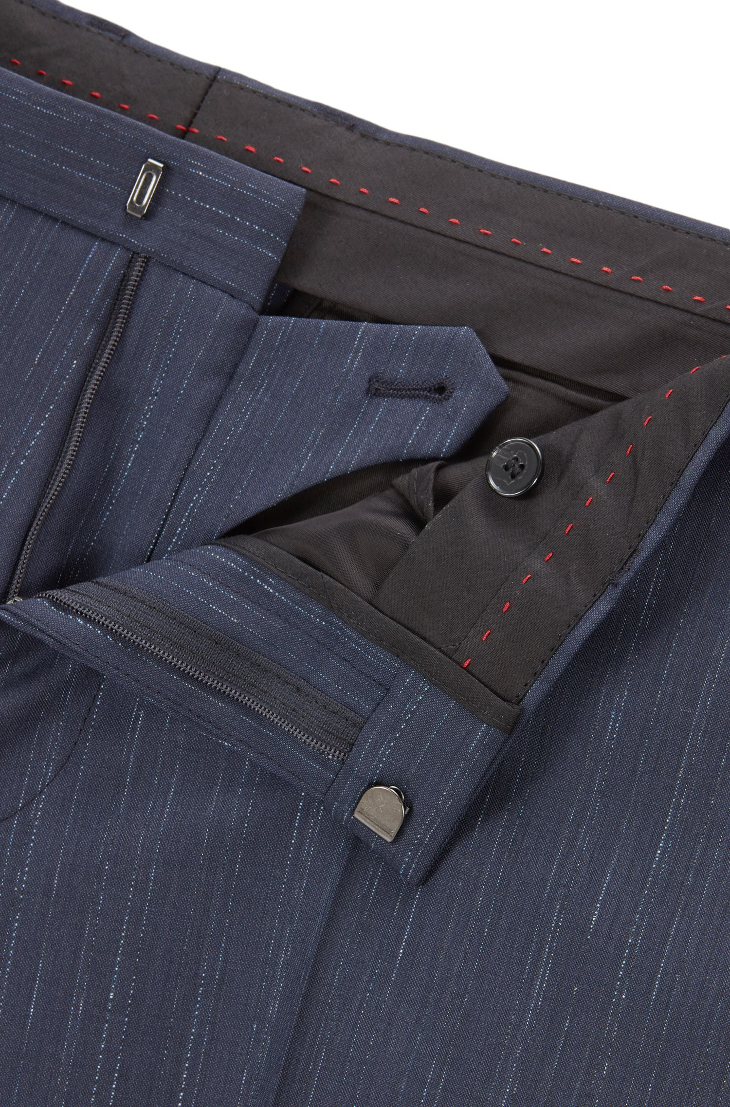 Italian Wool Suit, Extra Slim Fit | Astian/Hets