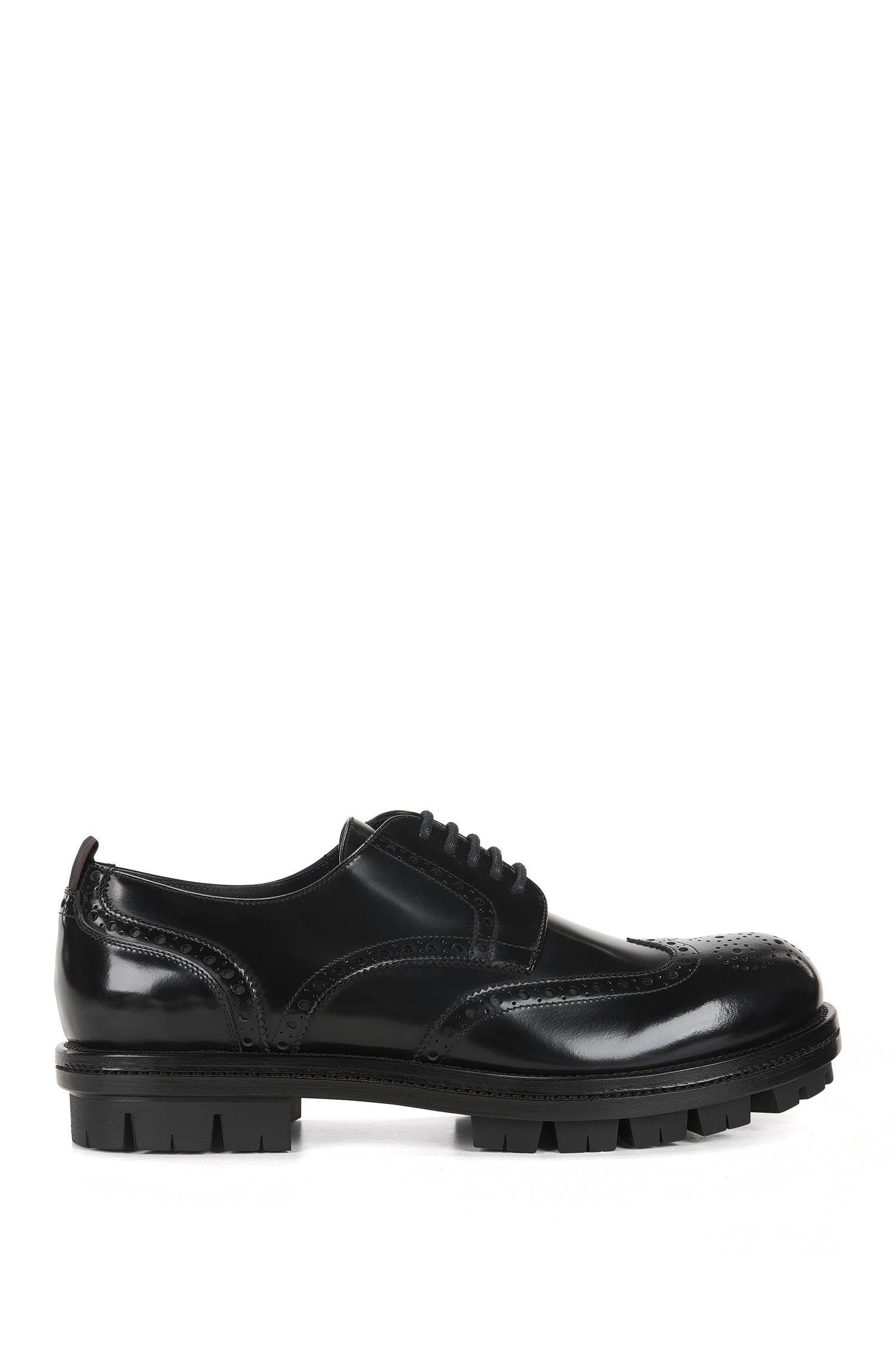Chunky Derby Shoe | Twist Derb Wtb