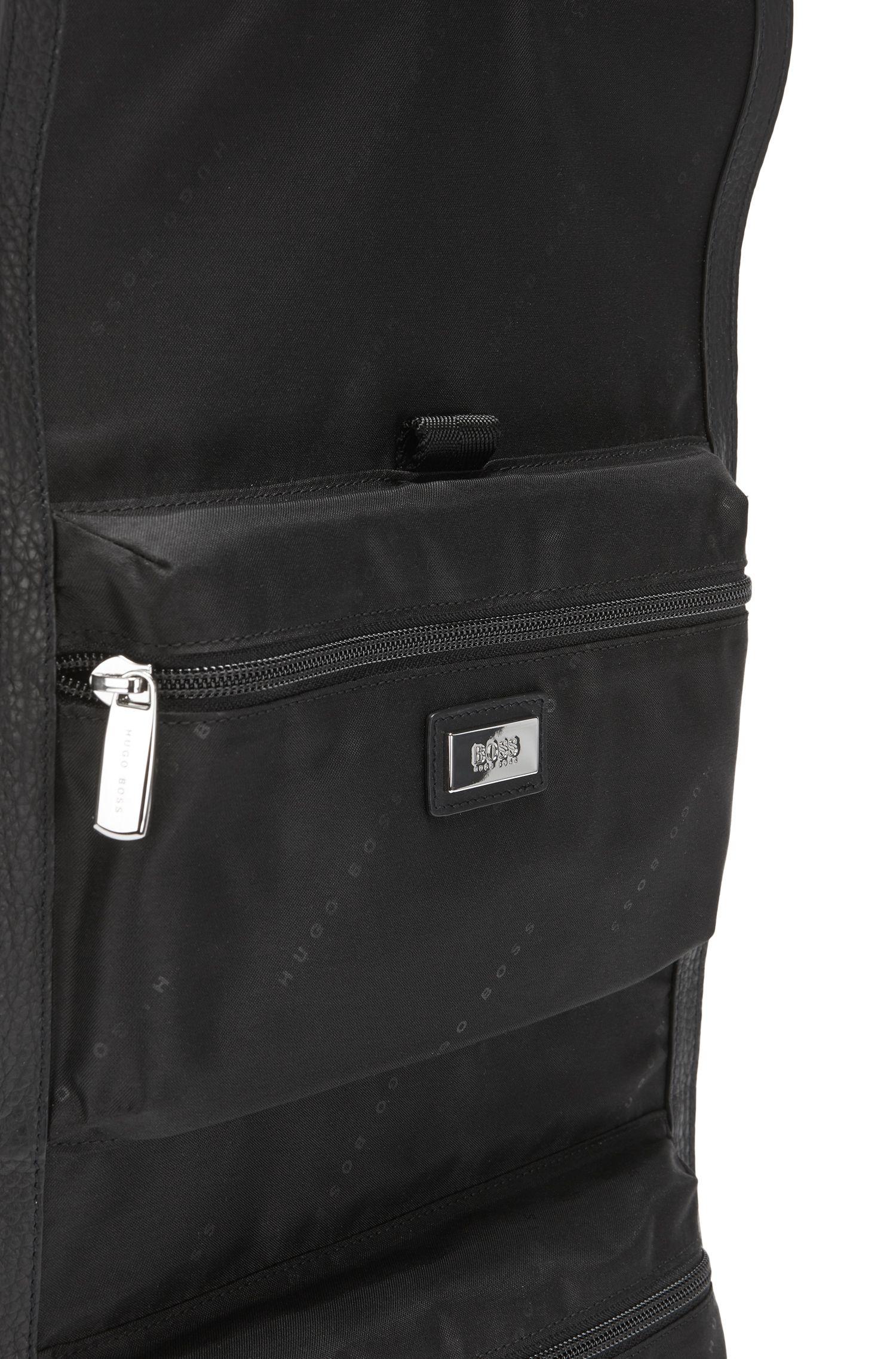 Leather Washbag | Traveller Washb