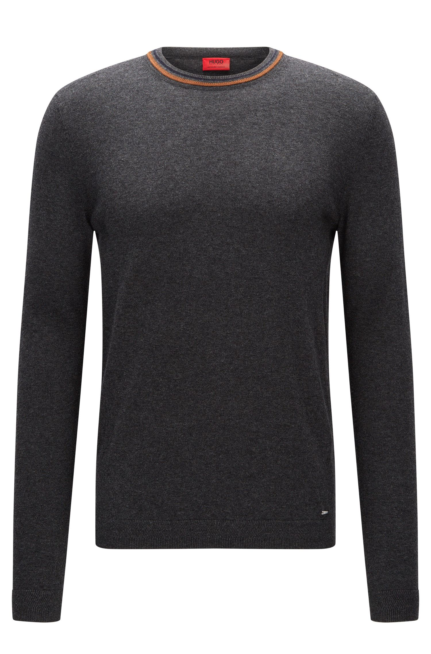 Cotton-Cashmere Sweater | Sabo
