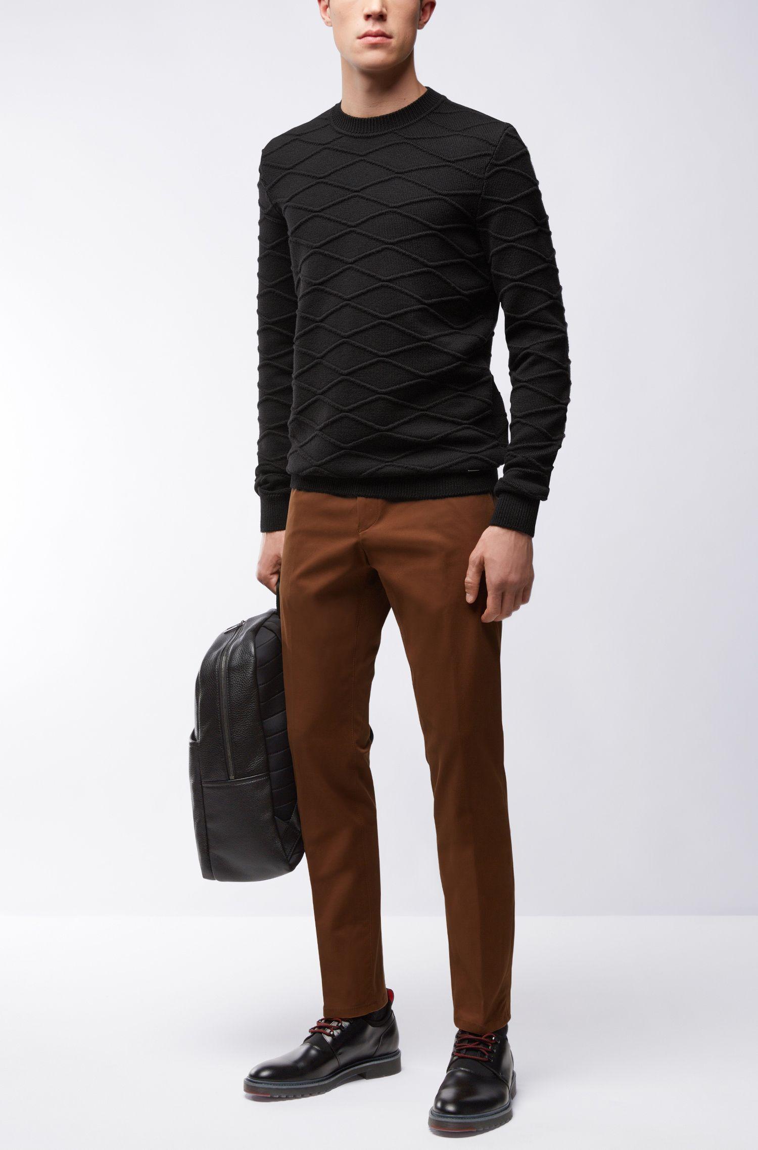 Virgin Wool Sweater | Svave