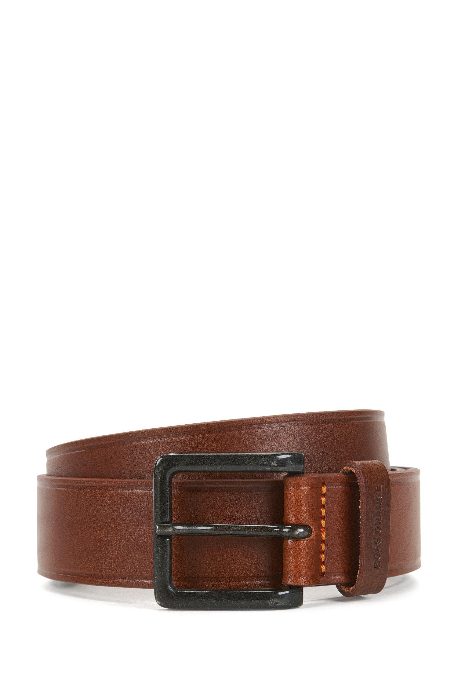 Leather Belt | Jordan Sz Ltpl
