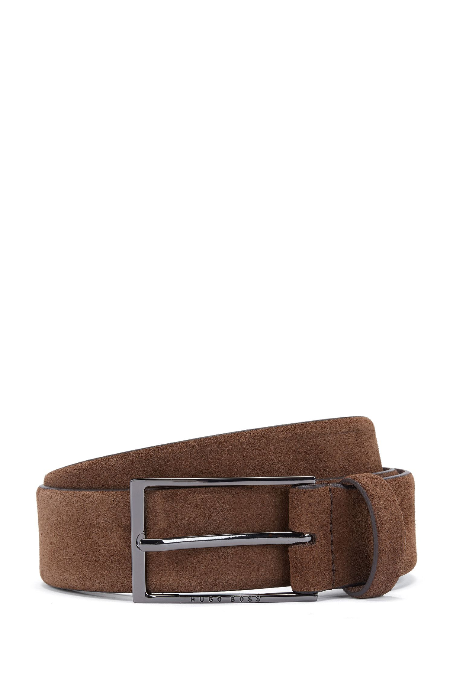 Suede Belt | Calindo Sz Sd